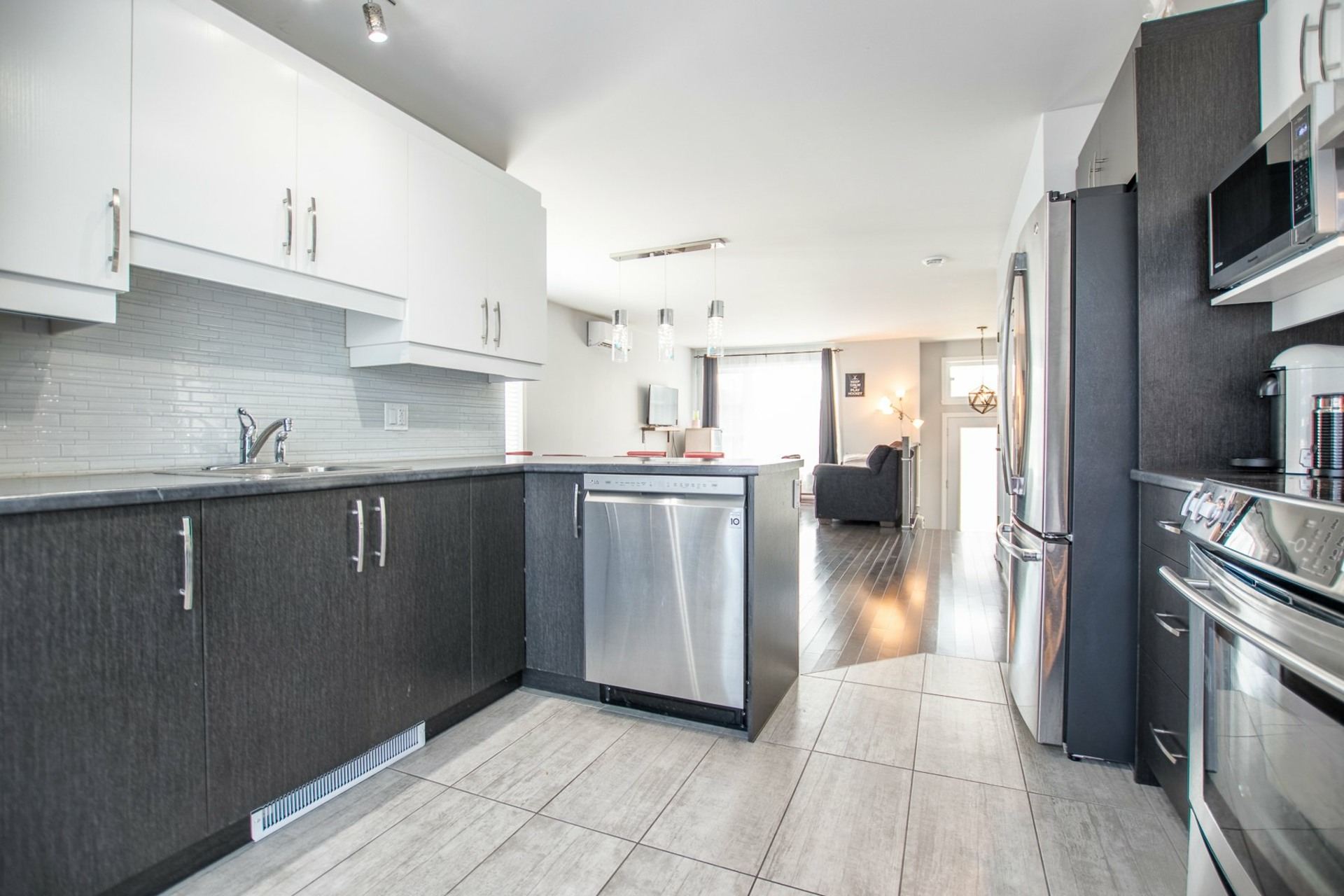 image 3 - House For sale Beauharnois - 8 rooms