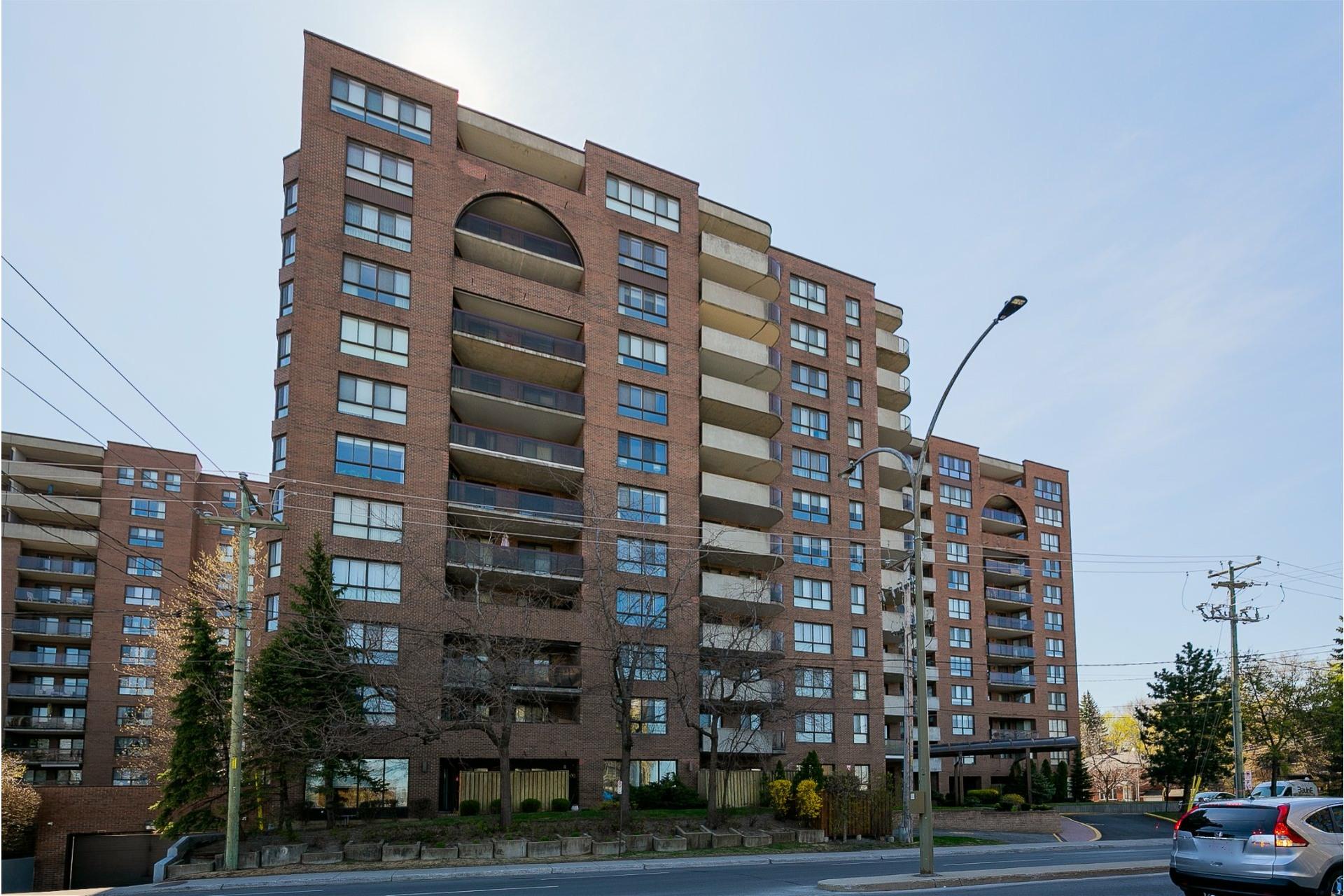 image 0 - Apartment For sale Côte-des-Neiges/Notre-Dame-de-Grâce Montréal  - 10 rooms