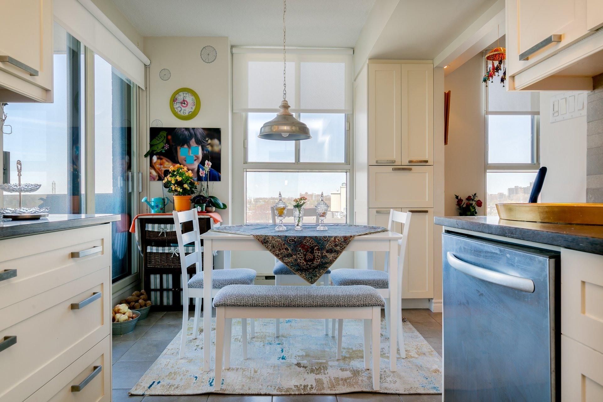 image 10 - Apartment For sale Côte-des-Neiges/Notre-Dame-de-Grâce Montréal  - 10 rooms