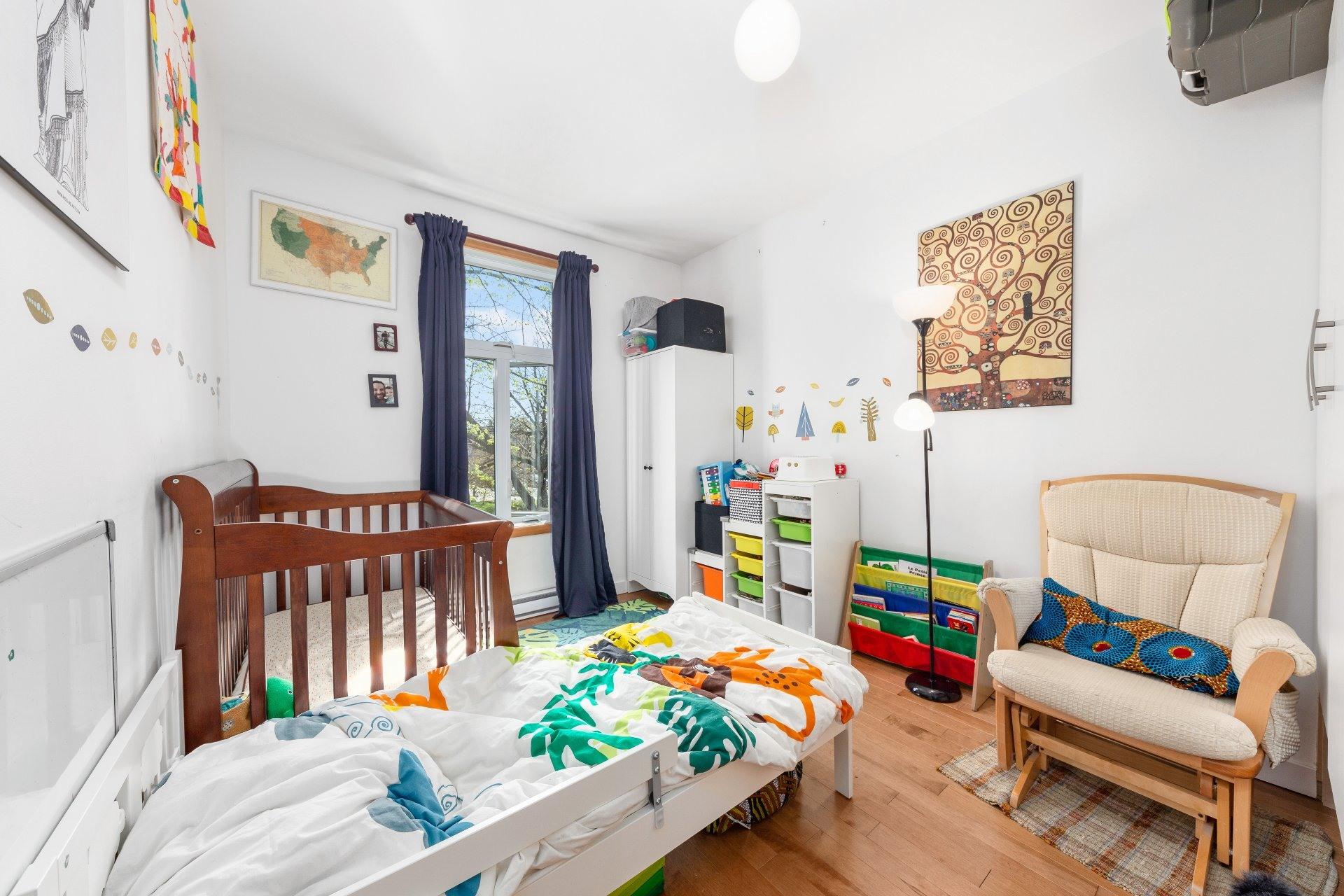 image 3 - Apartment For sale Rosemont/La Petite-Patrie Montréal  - 6 rooms