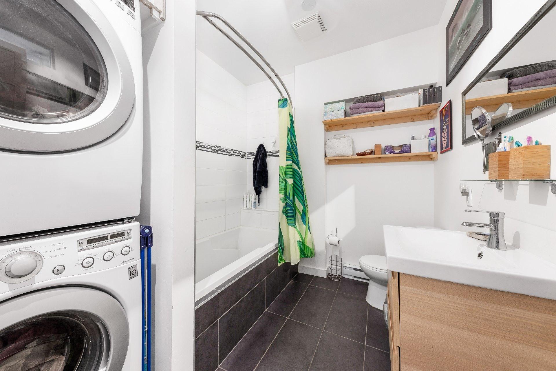 image 2 - Apartment For sale Rosemont/La Petite-Patrie Montréal  - 6 rooms