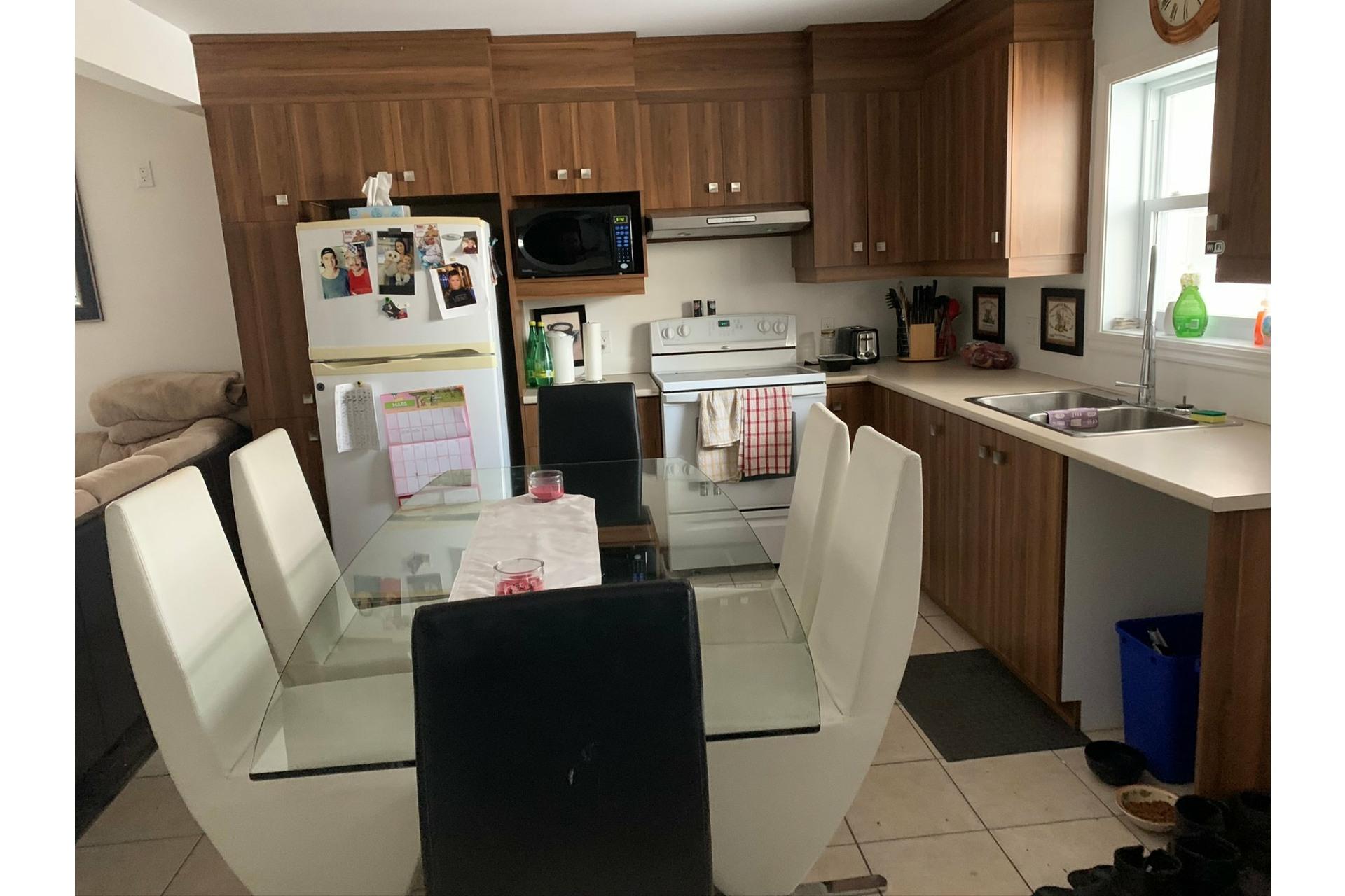 image 4 - Duplex For sale Trois-Rivières - 6 rooms