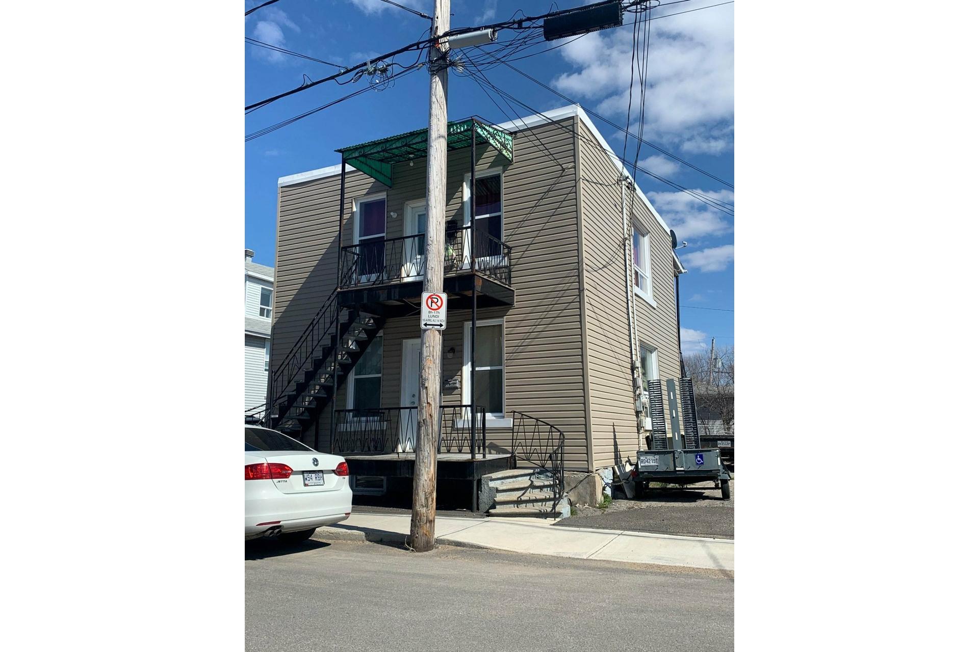 image 0 - Duplex For sale Trois-Rivières - 3 rooms