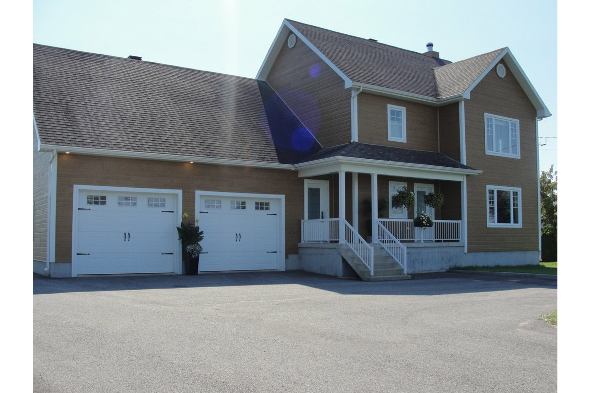 image 70 - House For sale Bécancour - 16 rooms