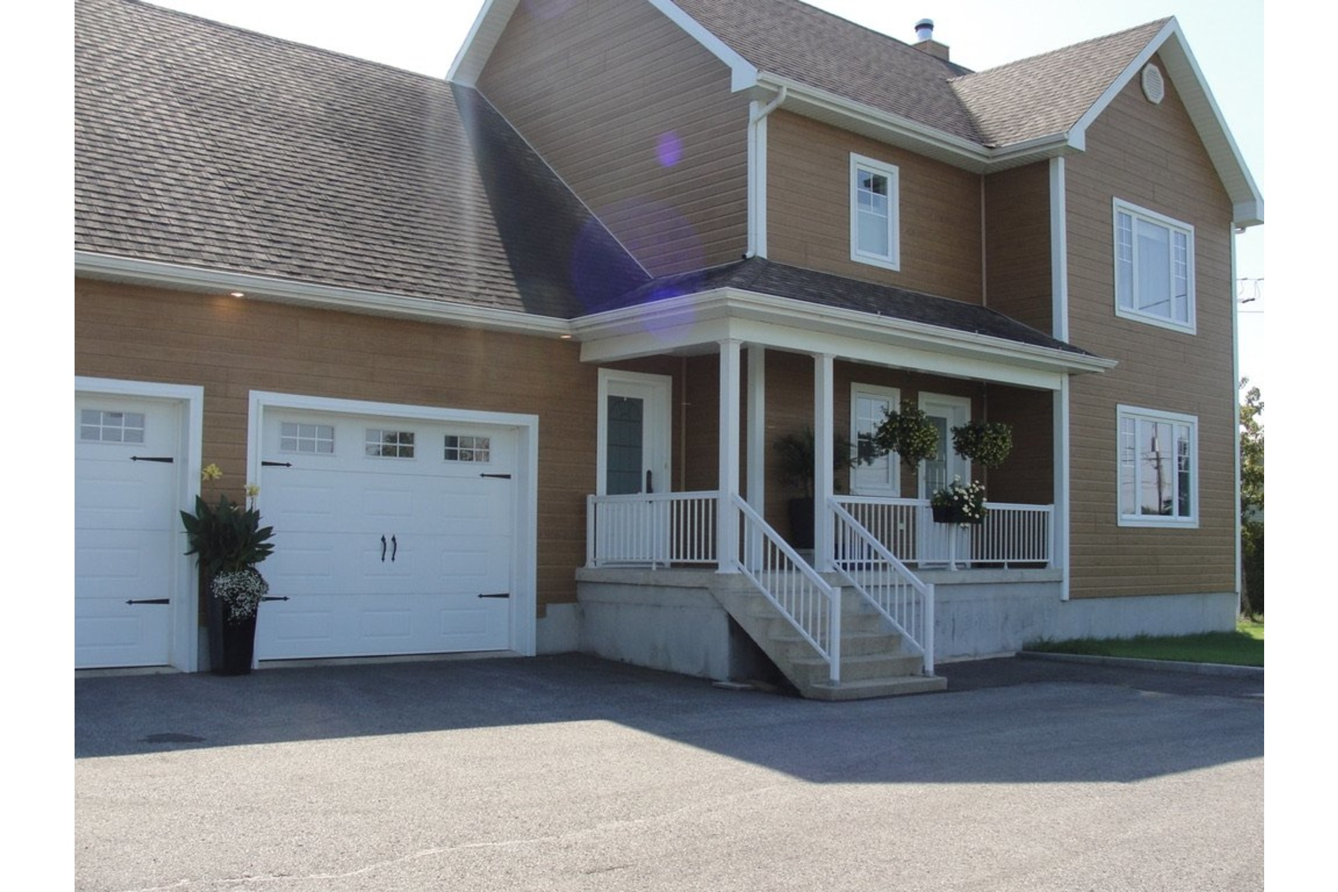 image 69 - House For sale Bécancour - 16 rooms