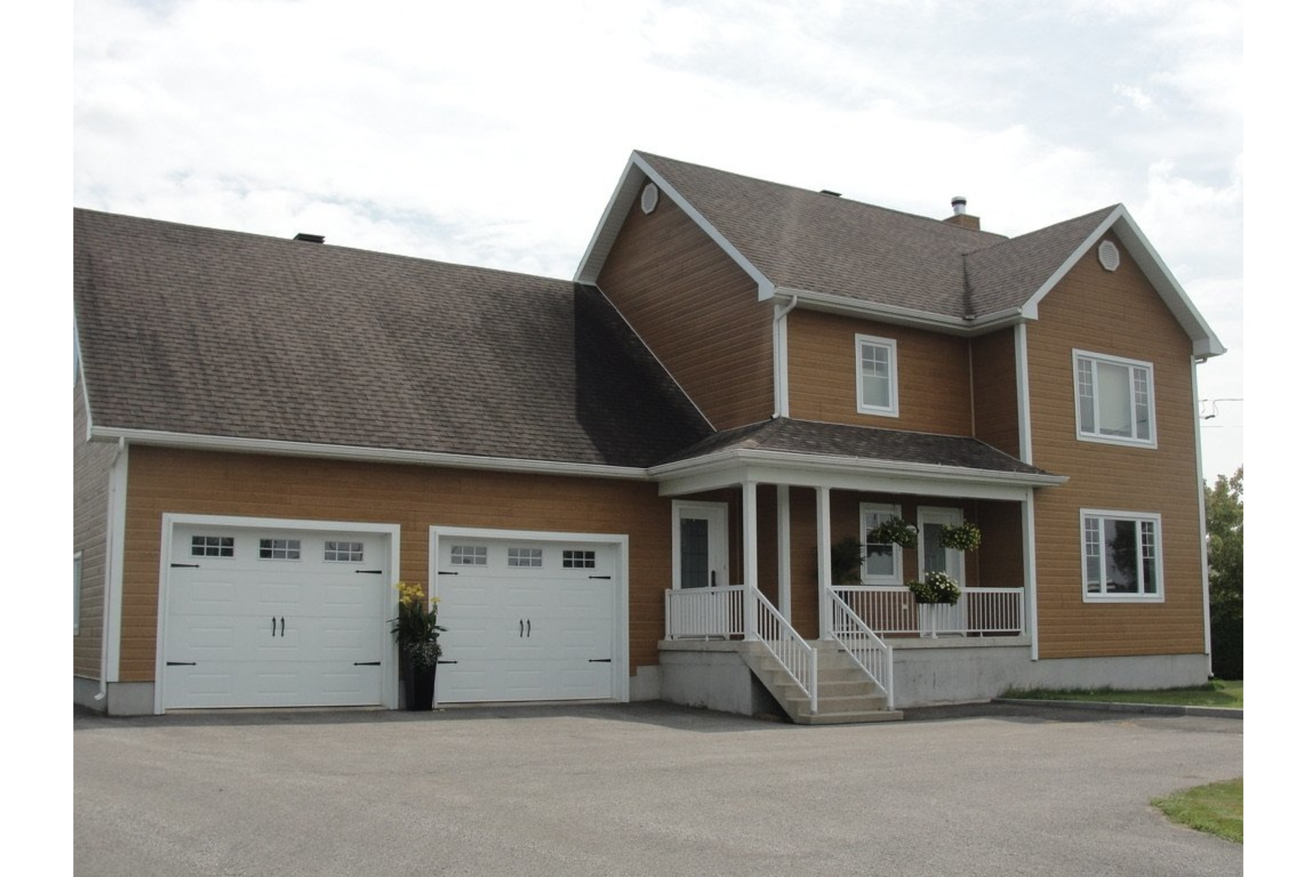 image 76 - House For sale Bécancour - 16 rooms