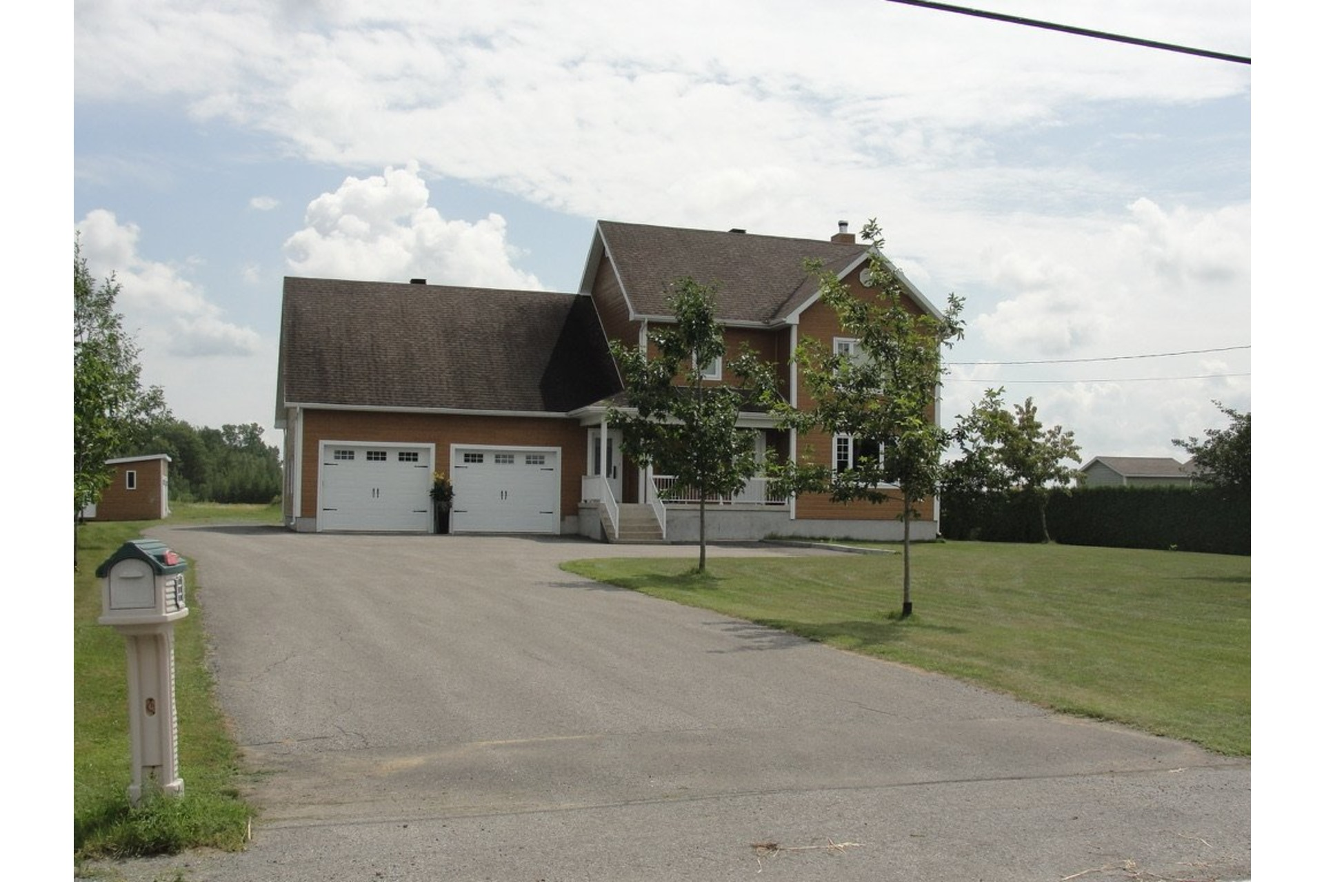 image 72 - House For sale Bécancour - 16 rooms