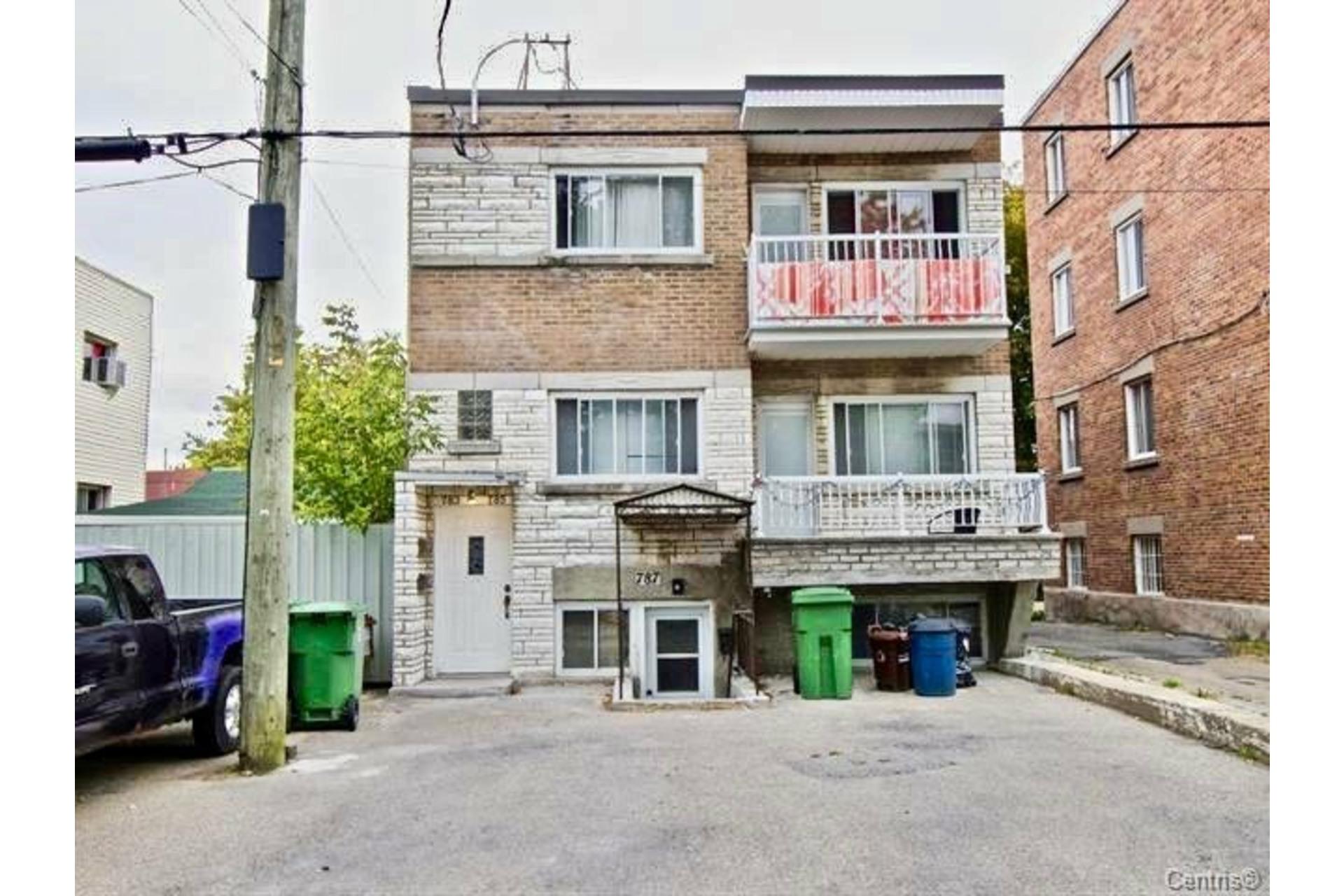 image 0 - Triplex À vendre Lachine Montréal  - 5 pièces