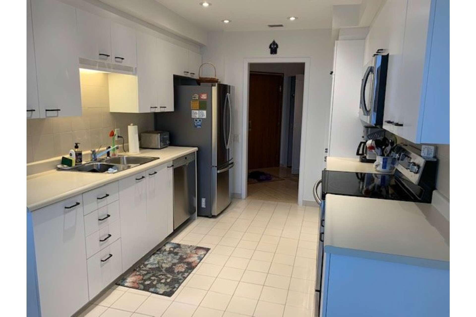 image 25 - Apartment For sale Côte-des-Neiges/Notre-Dame-de-Grâce Montréal  - 5 rooms