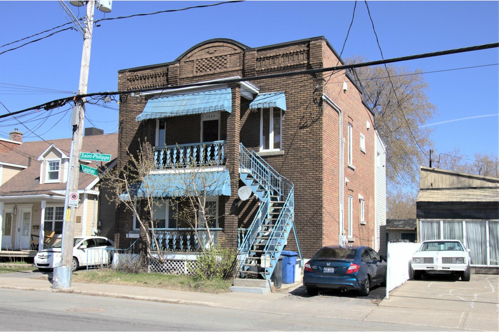 image 0 - Duplex À vendre Trois-Rivières - 4 pièces