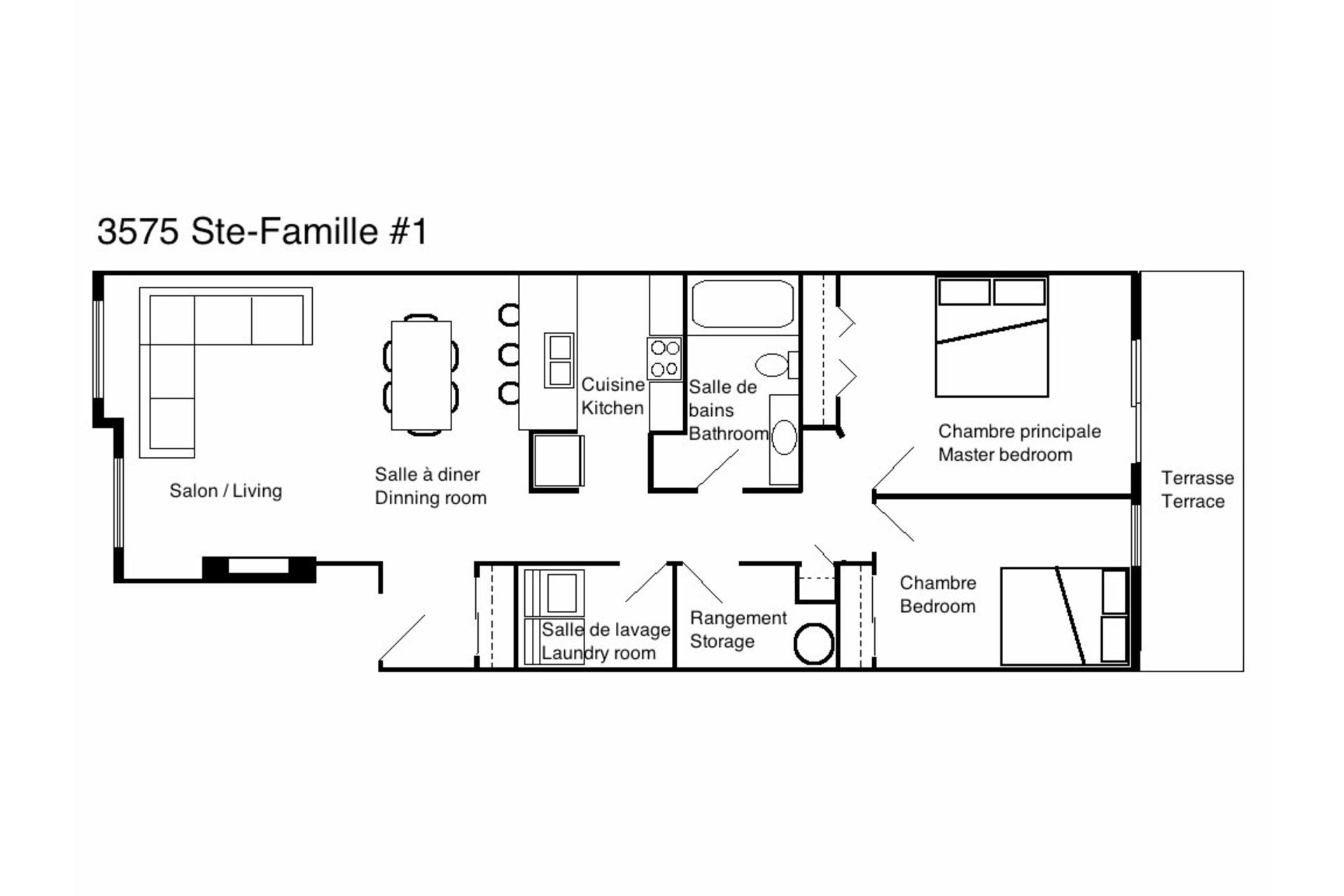 image 18 - Appartement À louer Le Plateau-Mont-Royal Montréal  - 6 pièces
