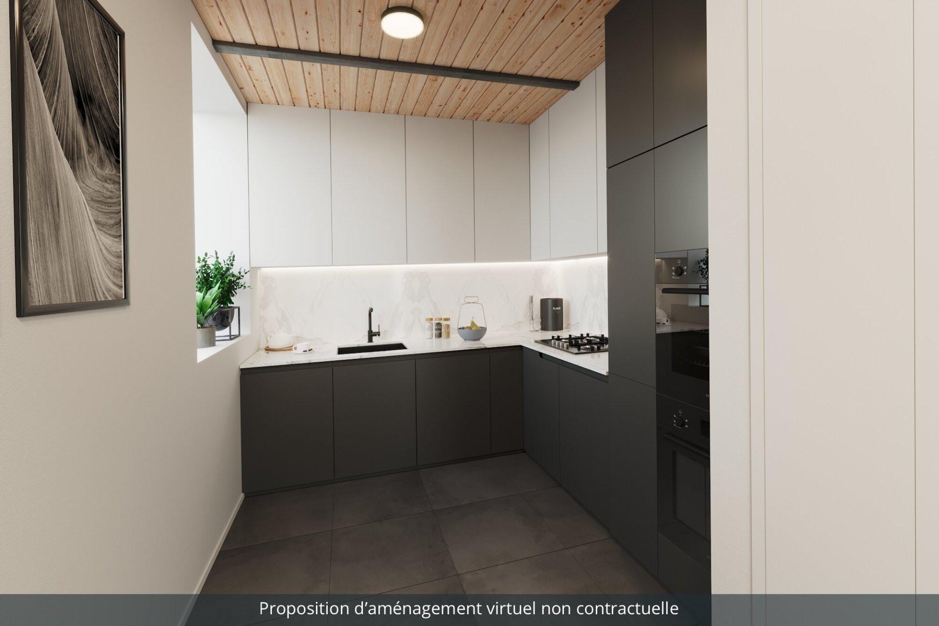 image 36 - Duplex À vendre Ville-Marie Montréal  - 7 pièces