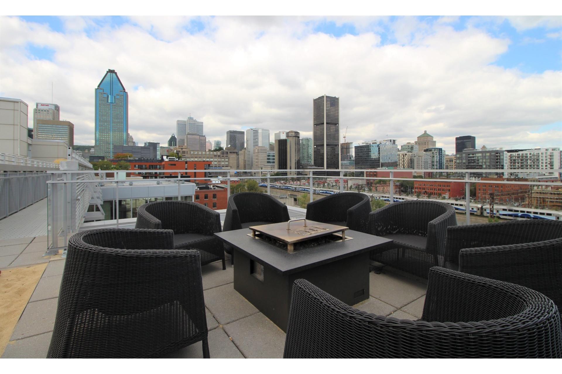 image 15 - Apartment For rent Le Sud-Ouest Montréal  - 3 rooms