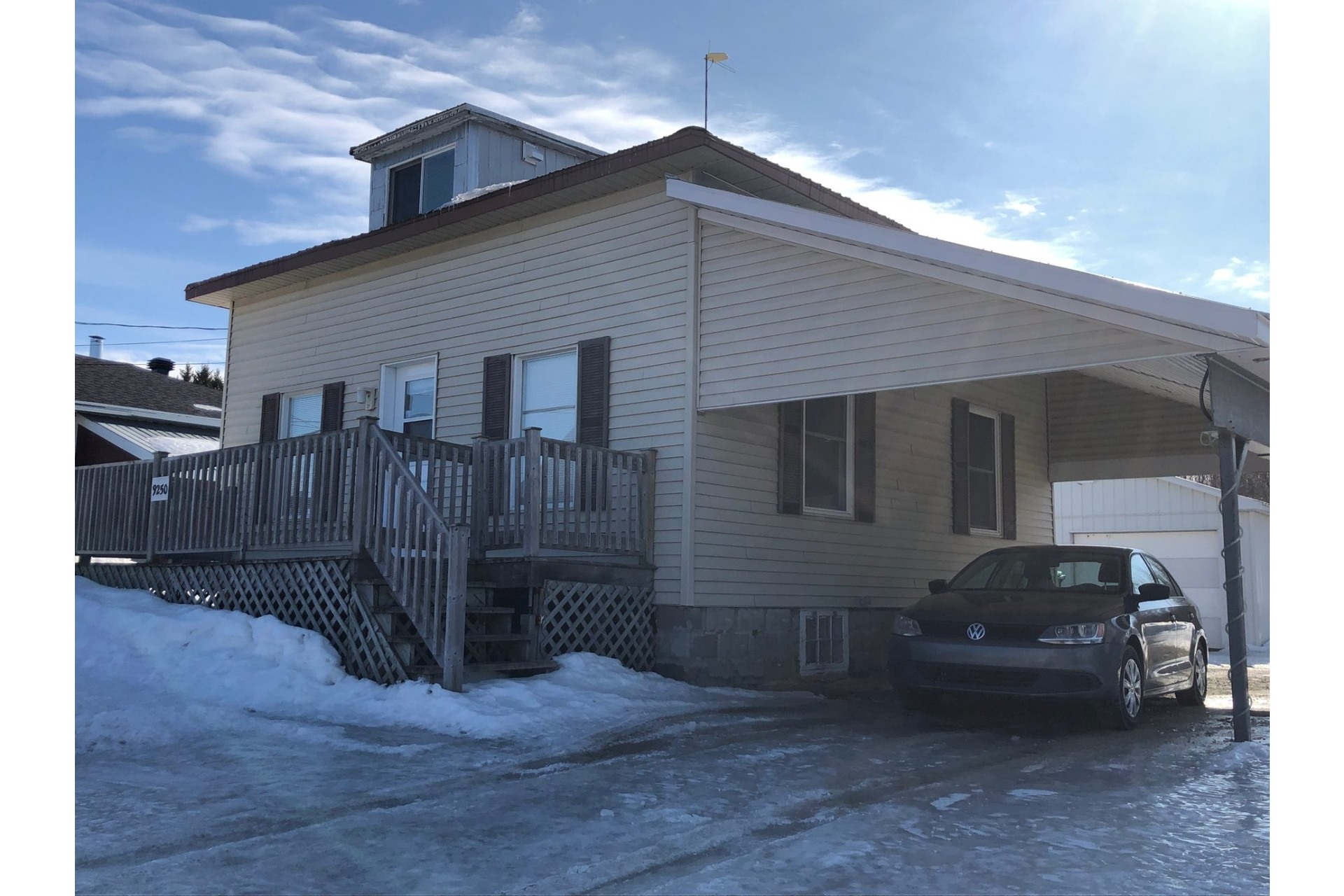 image 0 - House For sale Bécancour - 8 rooms