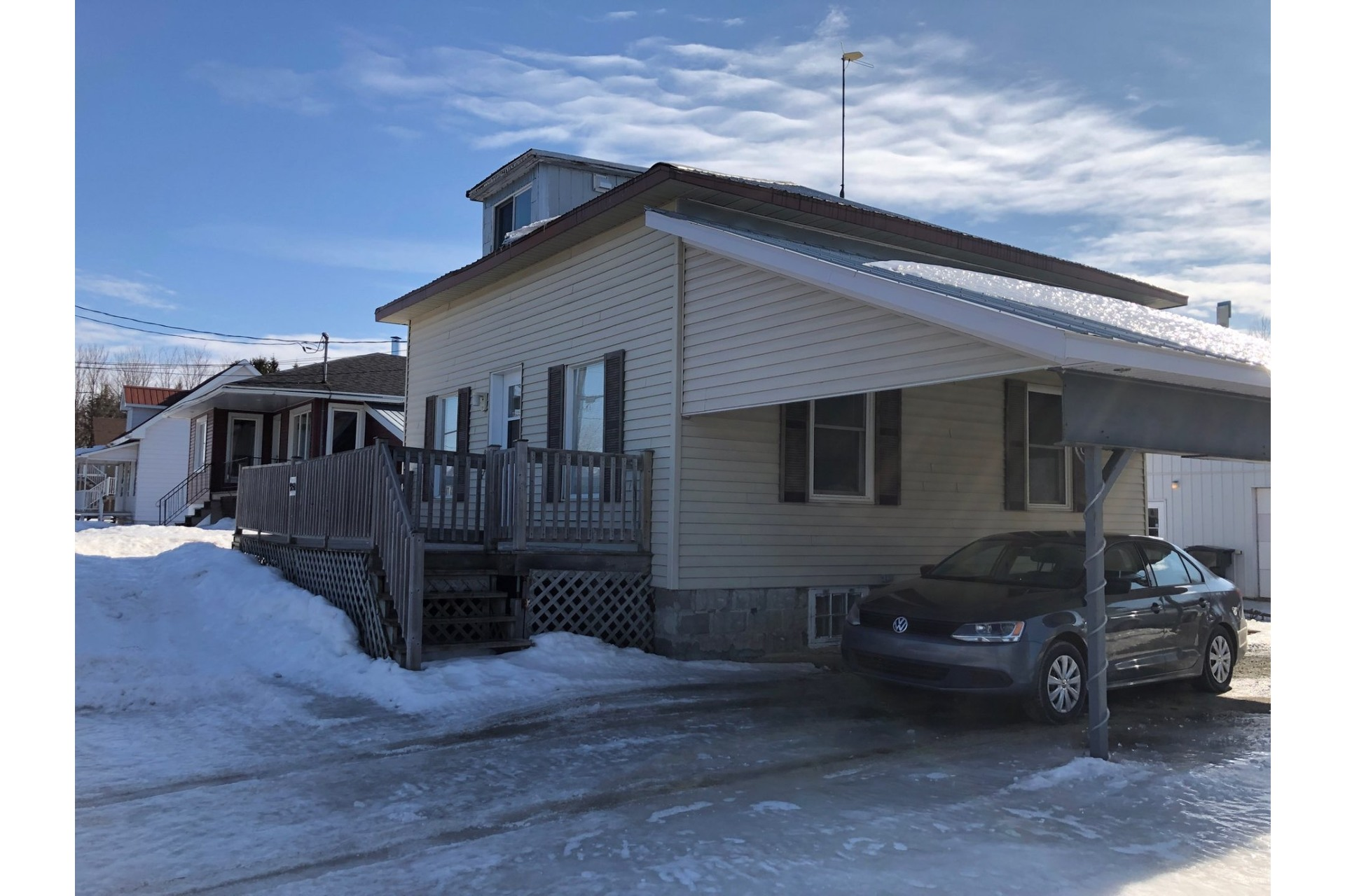 image 1 - House For sale Bécancour - 8 rooms