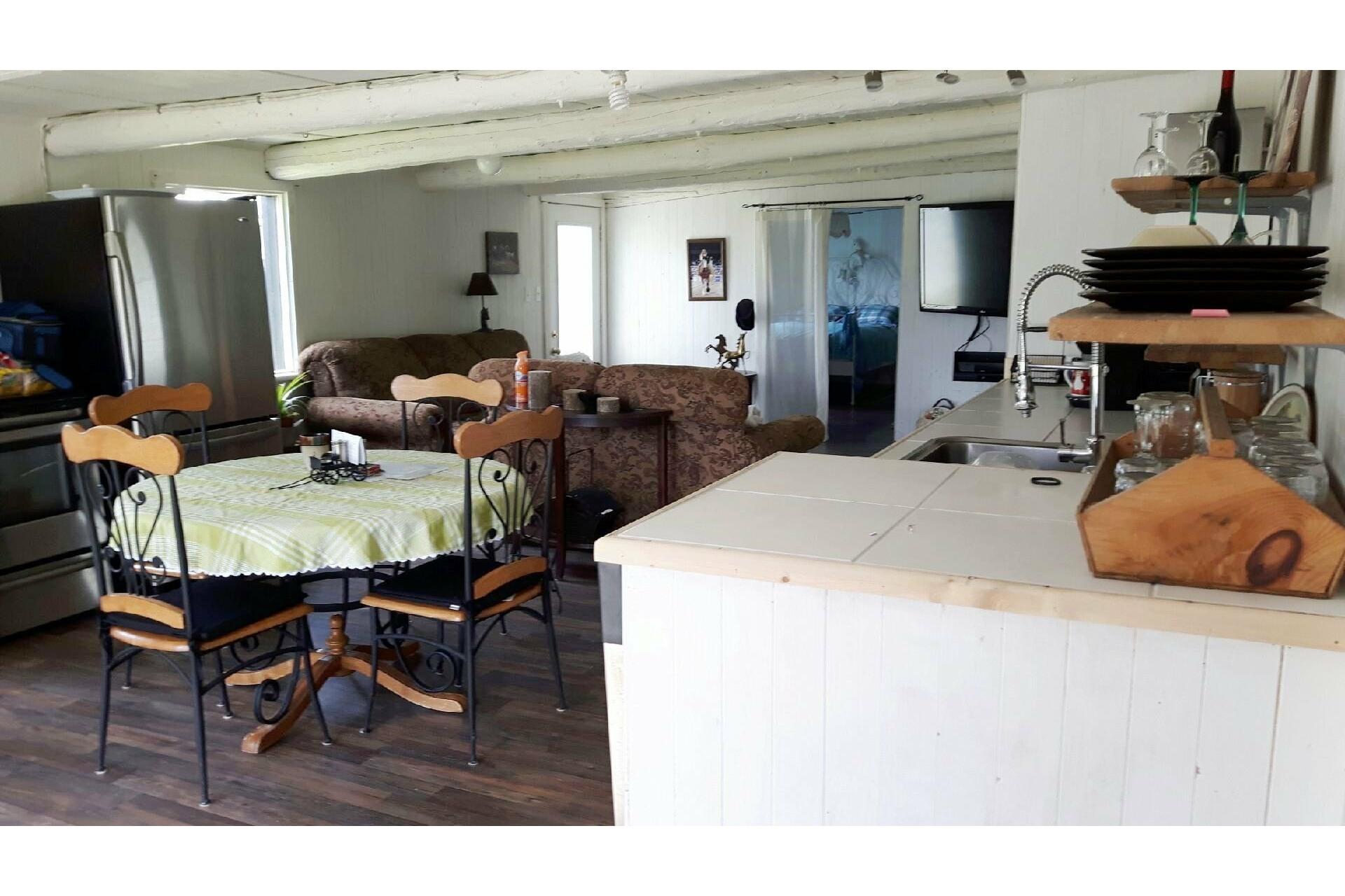 image 13 - Farmhouse For sale Notre-Dame-du-Bon-Conseil - Paroisse - 5 rooms