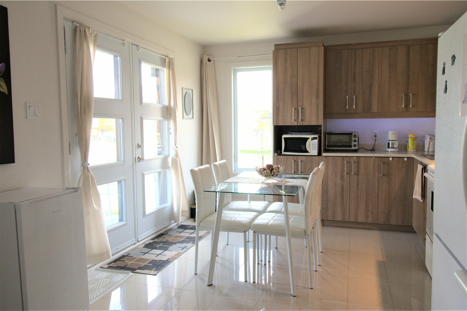 image 3 - Appartement À vendre Trois-Rivières - 5 pièces