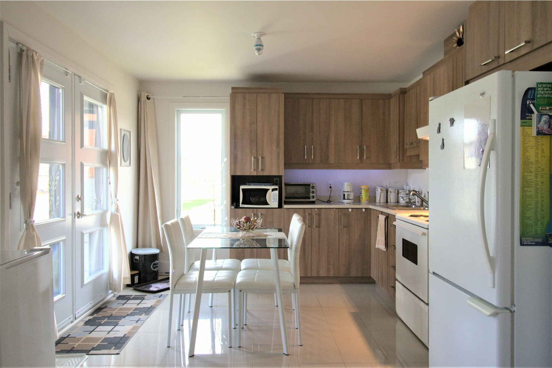 image 2 - Appartement À vendre Trois-Rivières - 5 pièces