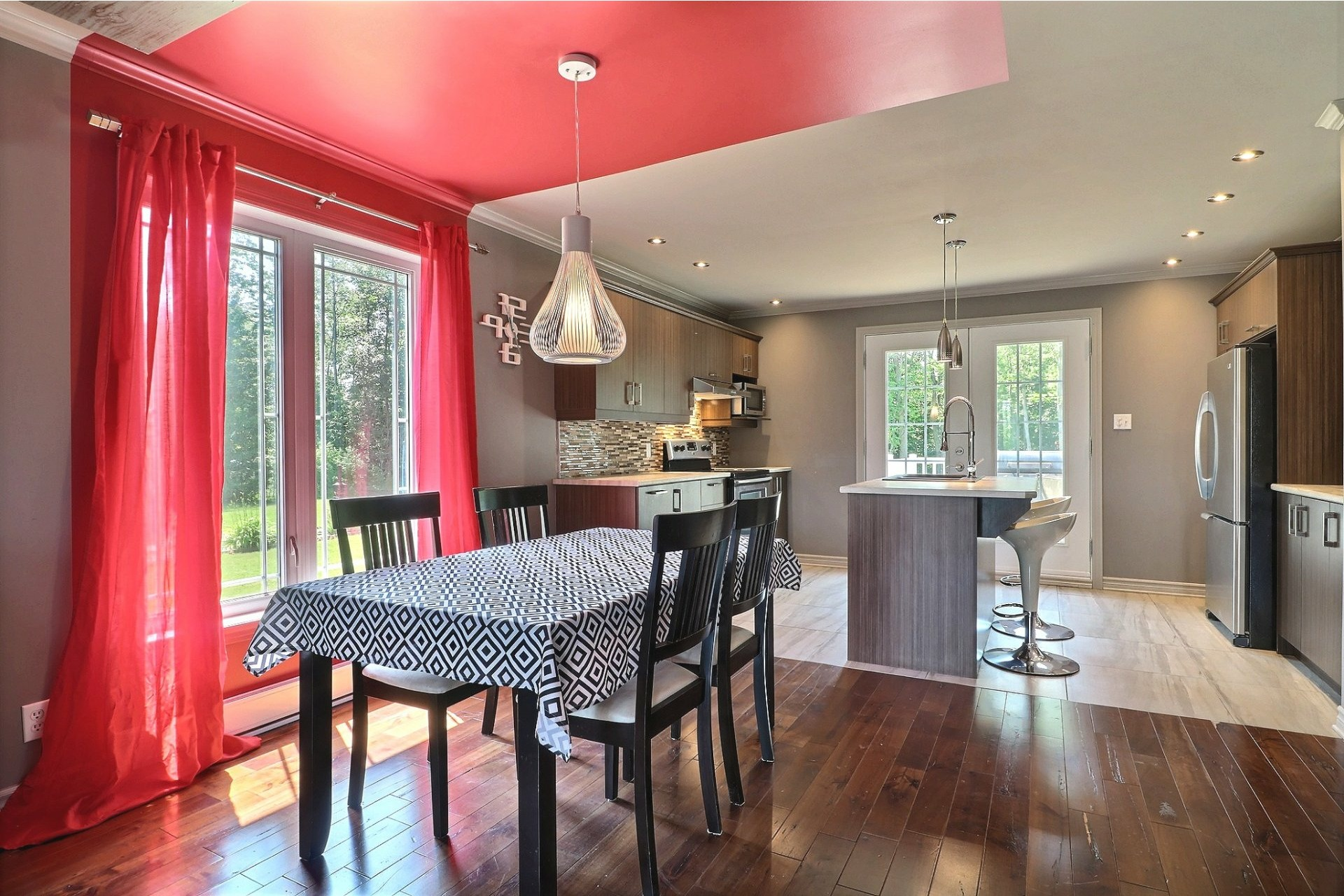 image 4 - House For sale Saint-Lin/Laurentides - 10 rooms