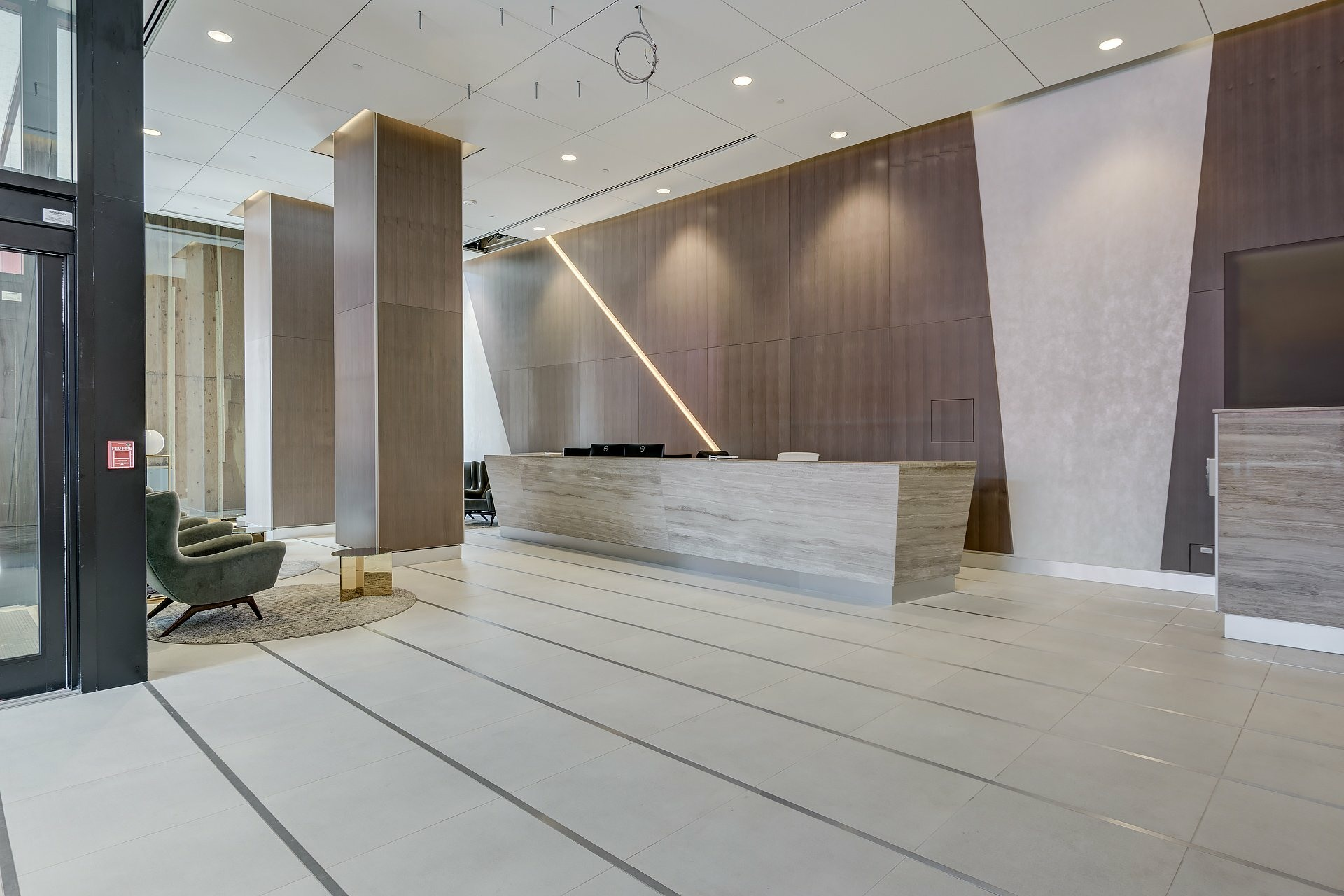 image 15 - Apartment For rent Ville-Marie Montréal  - 4 rooms