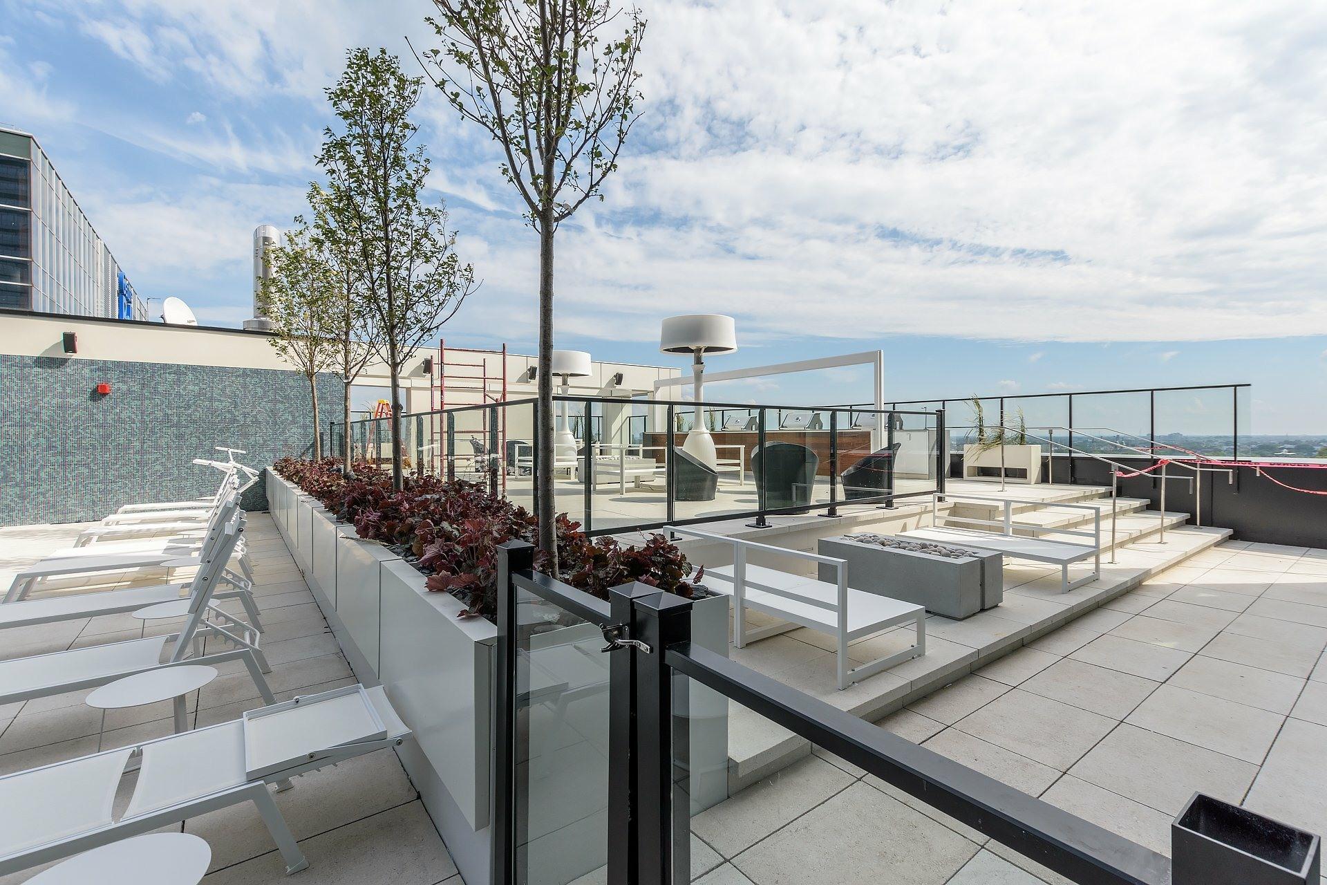 image 23 - Apartment For rent Ville-Marie Montréal  - 4 rooms