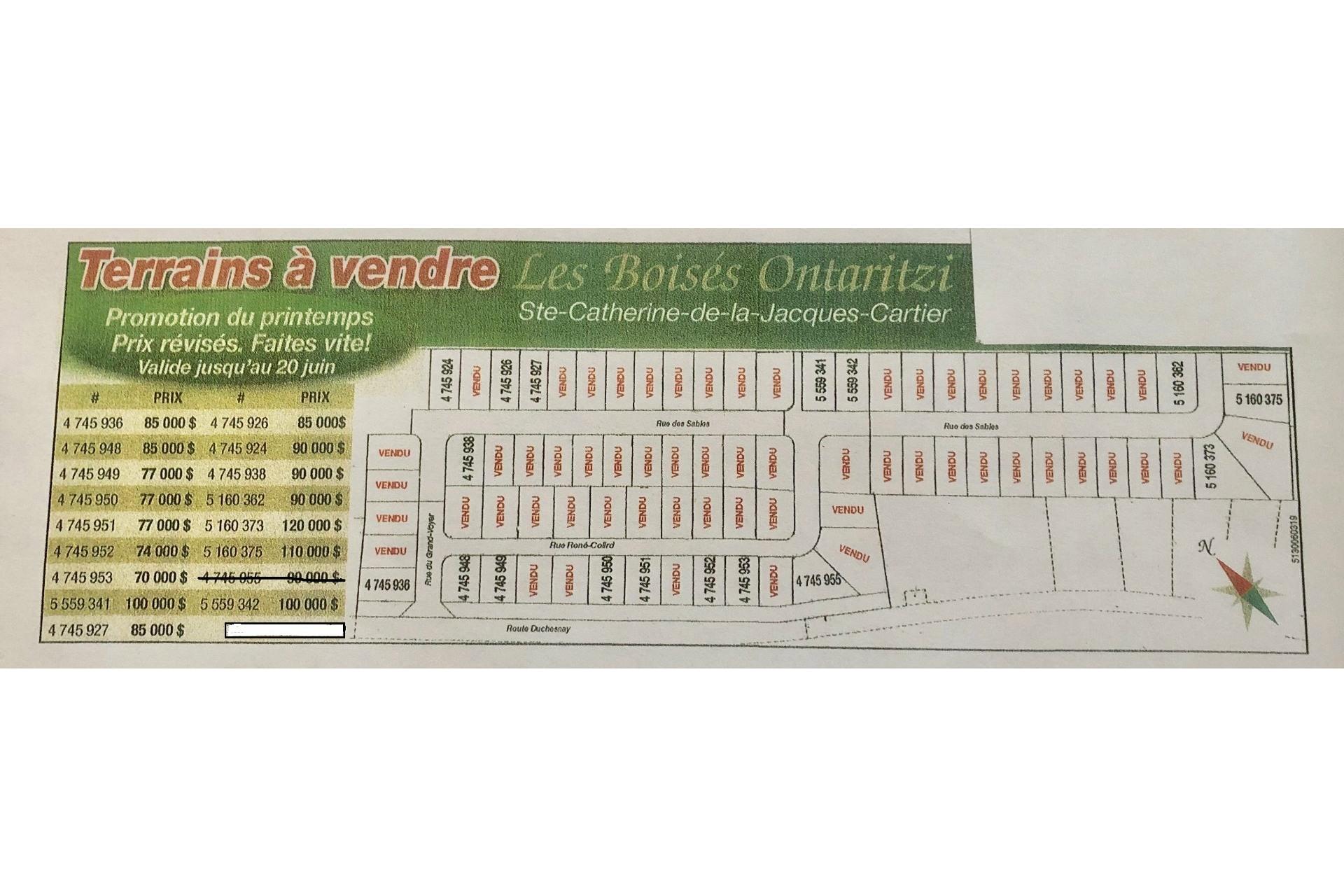 image 9 - Terrain À vendre Sainte-Catherine-de-la-Jacques-Cartier