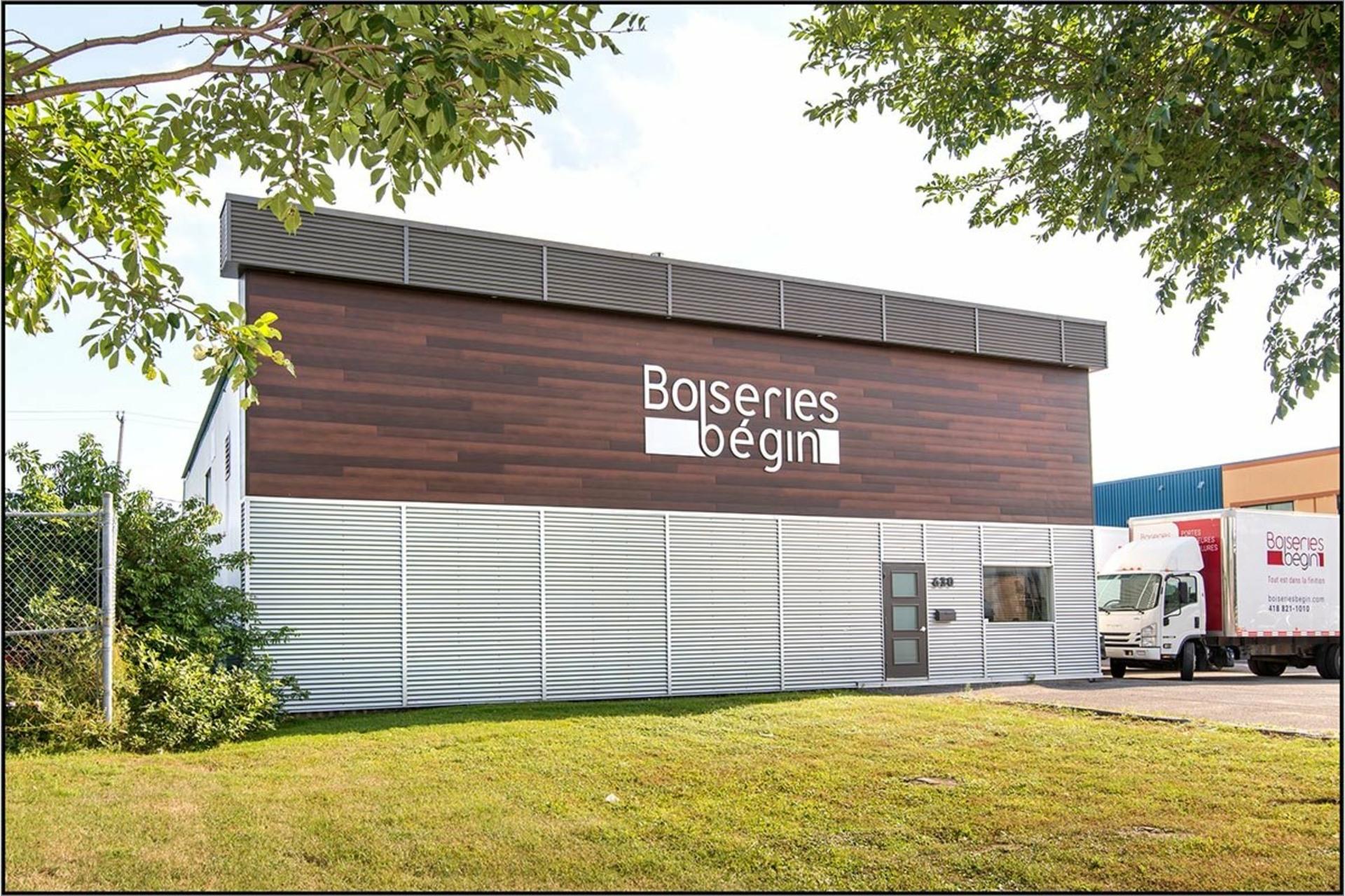 image 1 - Industrial For rent Beauport Québec