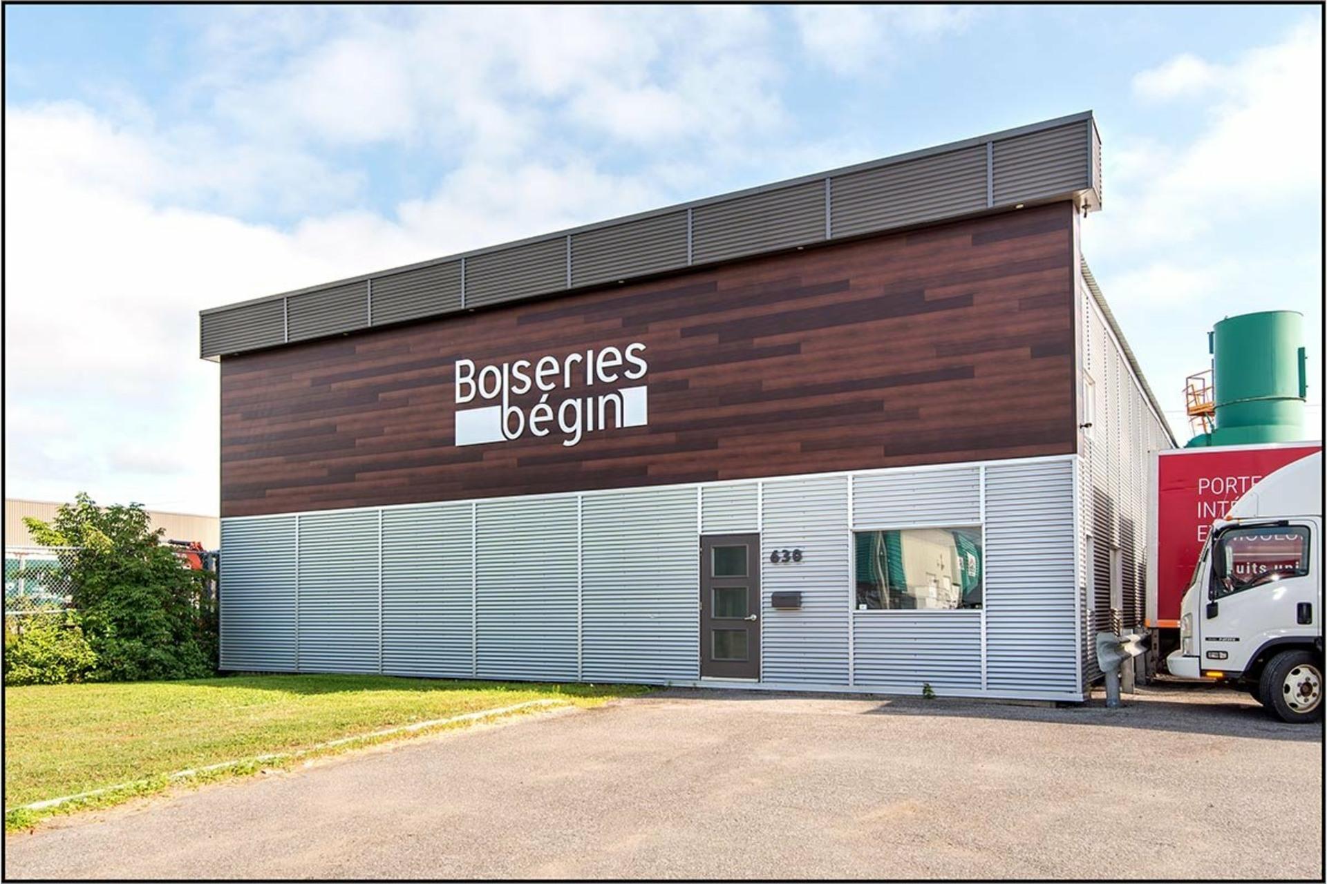 image 0 - Industrial For rent Beauport Québec