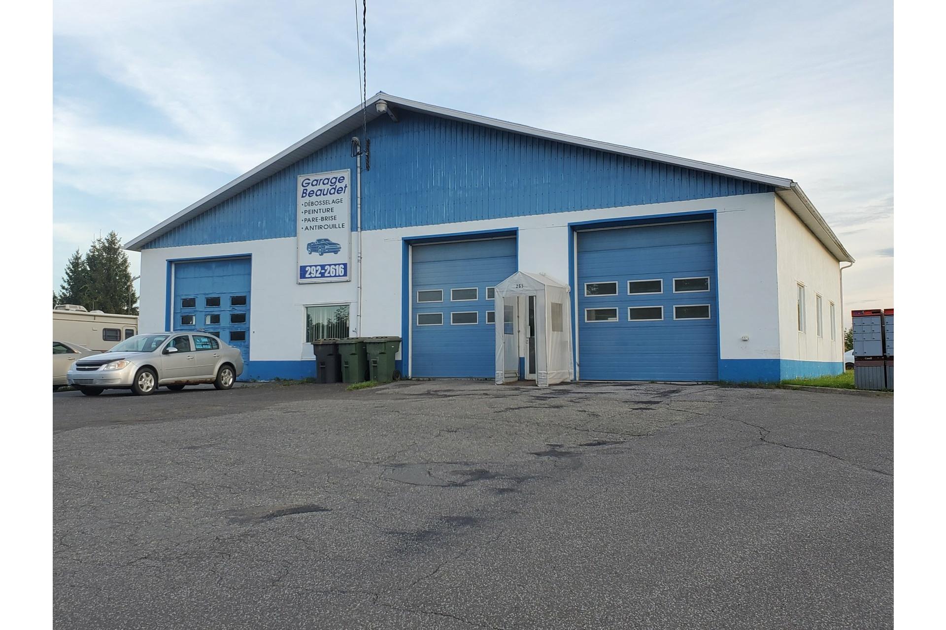 image 0 - Bureau À vendre Deschaillons-sur-Saint-Laurent