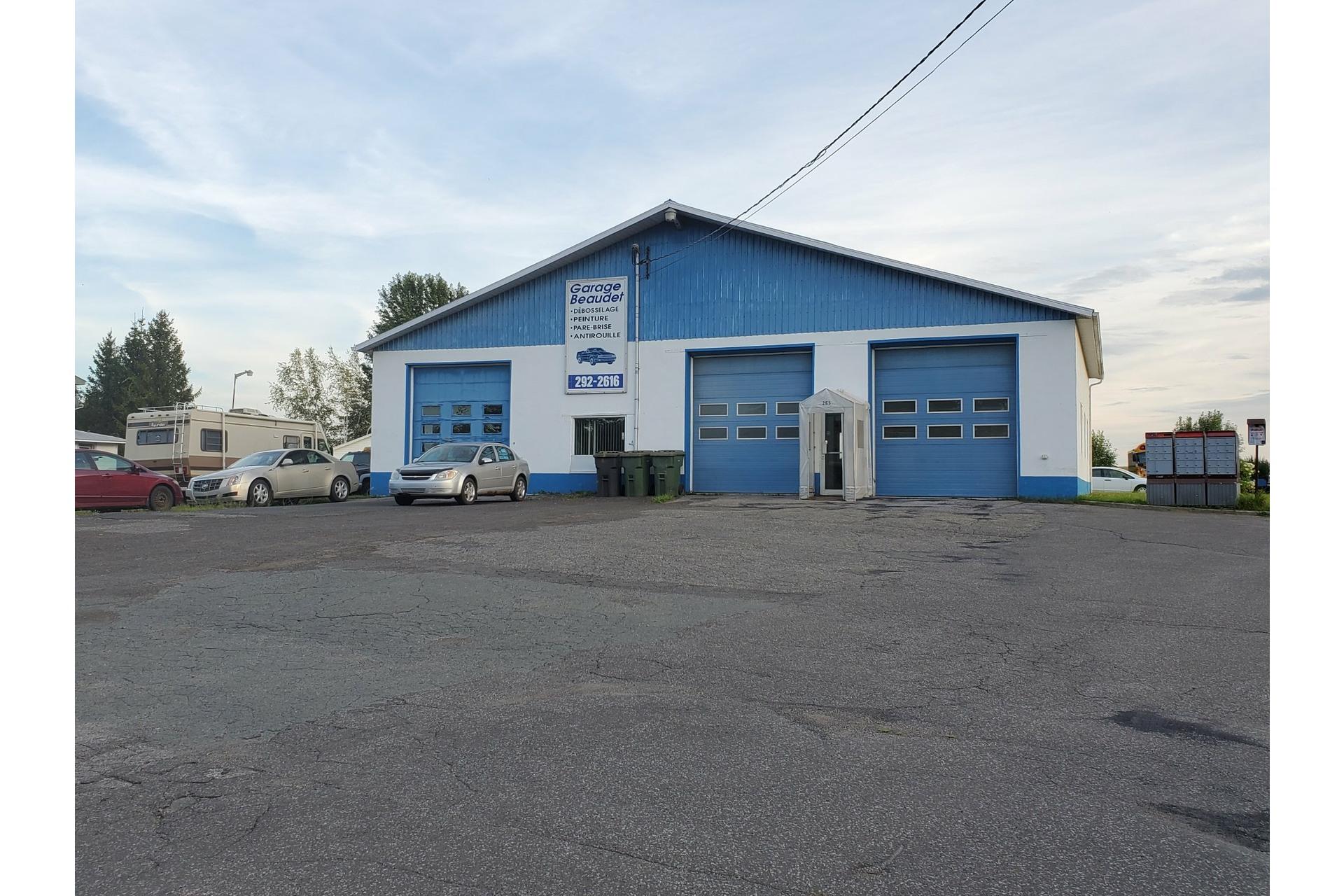 image 23 - Bureau À vendre Deschaillons-sur-Saint-Laurent