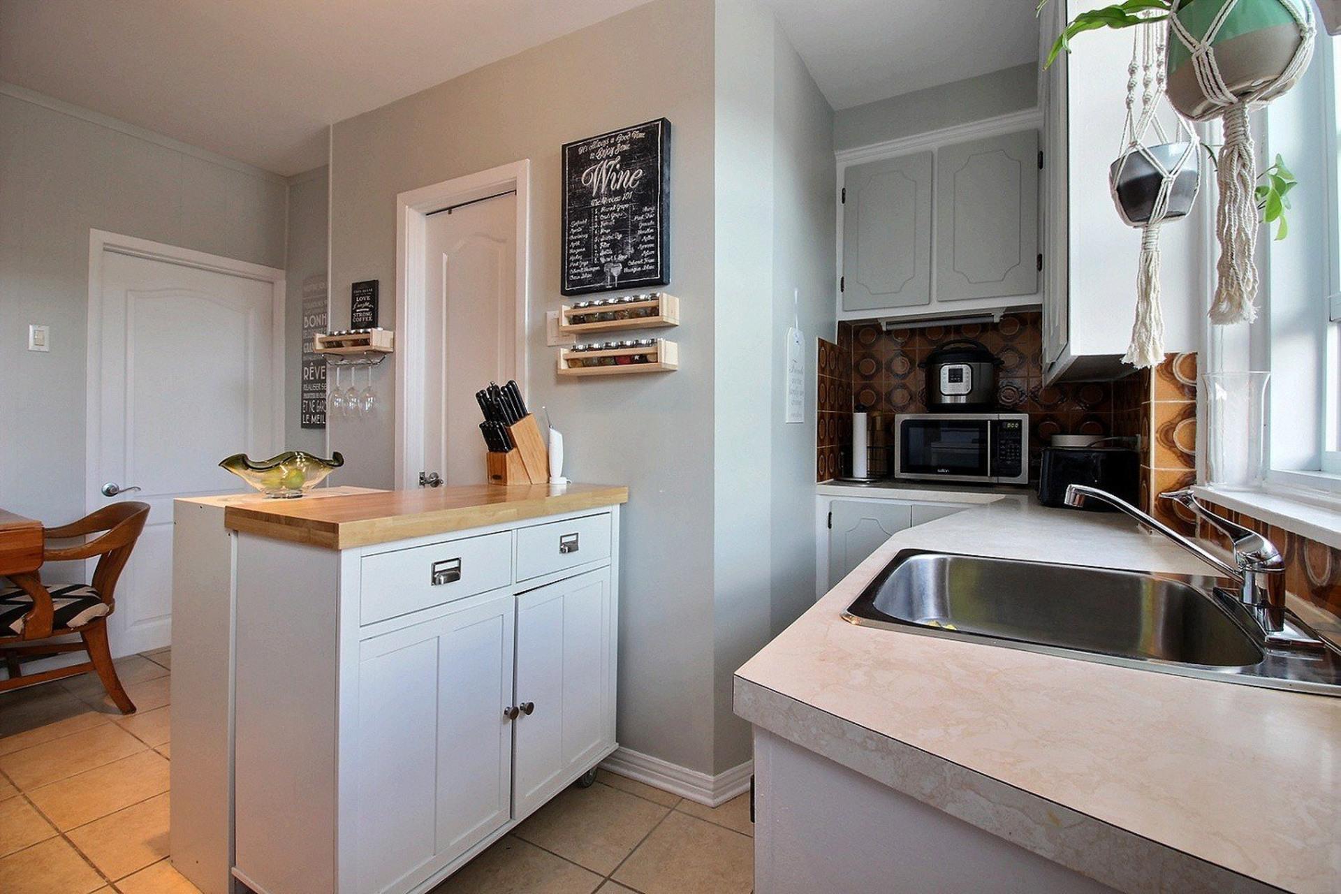 image 17 - Duplex For sale Mercier/Hochelaga-Maisonneuve Montréal  - 5 rooms