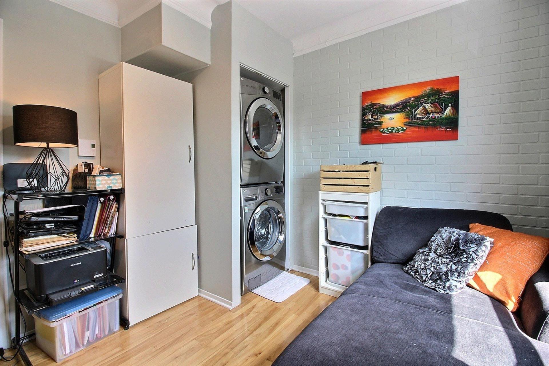 image 12 - Duplex For sale Mercier/Hochelaga-Maisonneuve Montréal  - 5 rooms