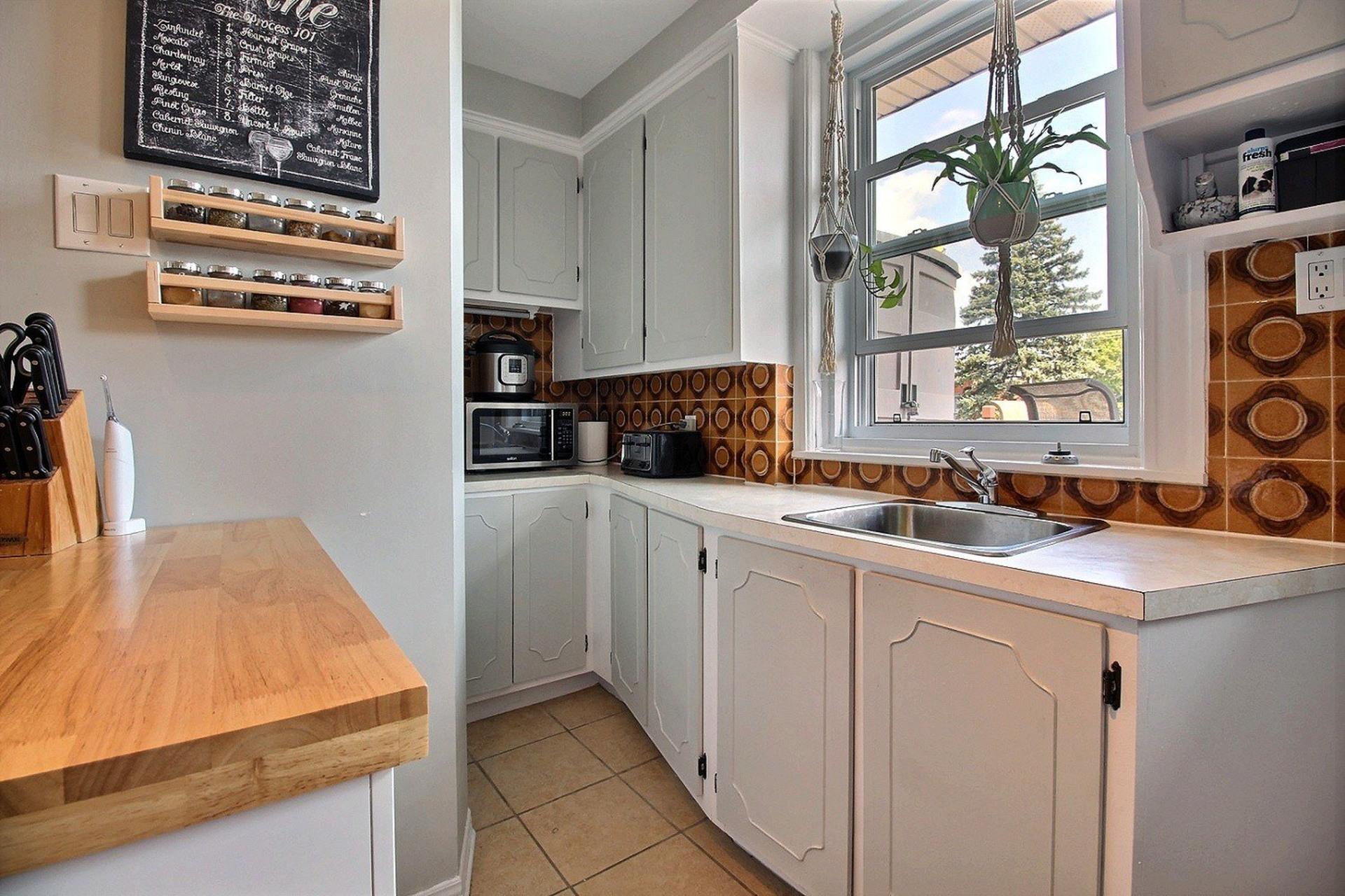 image 19 - Duplex For sale Mercier/Hochelaga-Maisonneuve Montréal  - 5 rooms