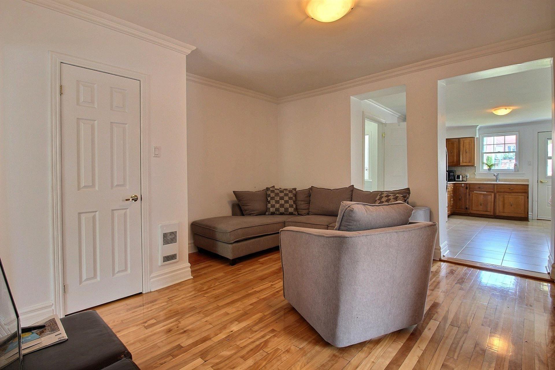 image 3 - Duplex For sale Mercier/Hochelaga-Maisonneuve Montréal  - 5 rooms