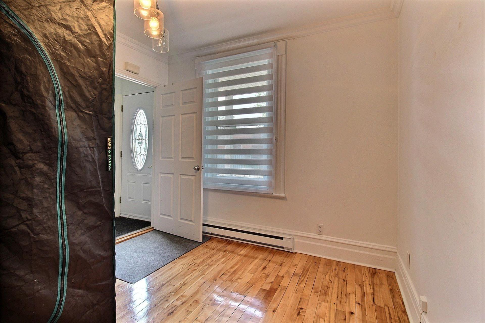 image 2 - Duplex For sale Mercier/Hochelaga-Maisonneuve Montréal  - 5 rooms