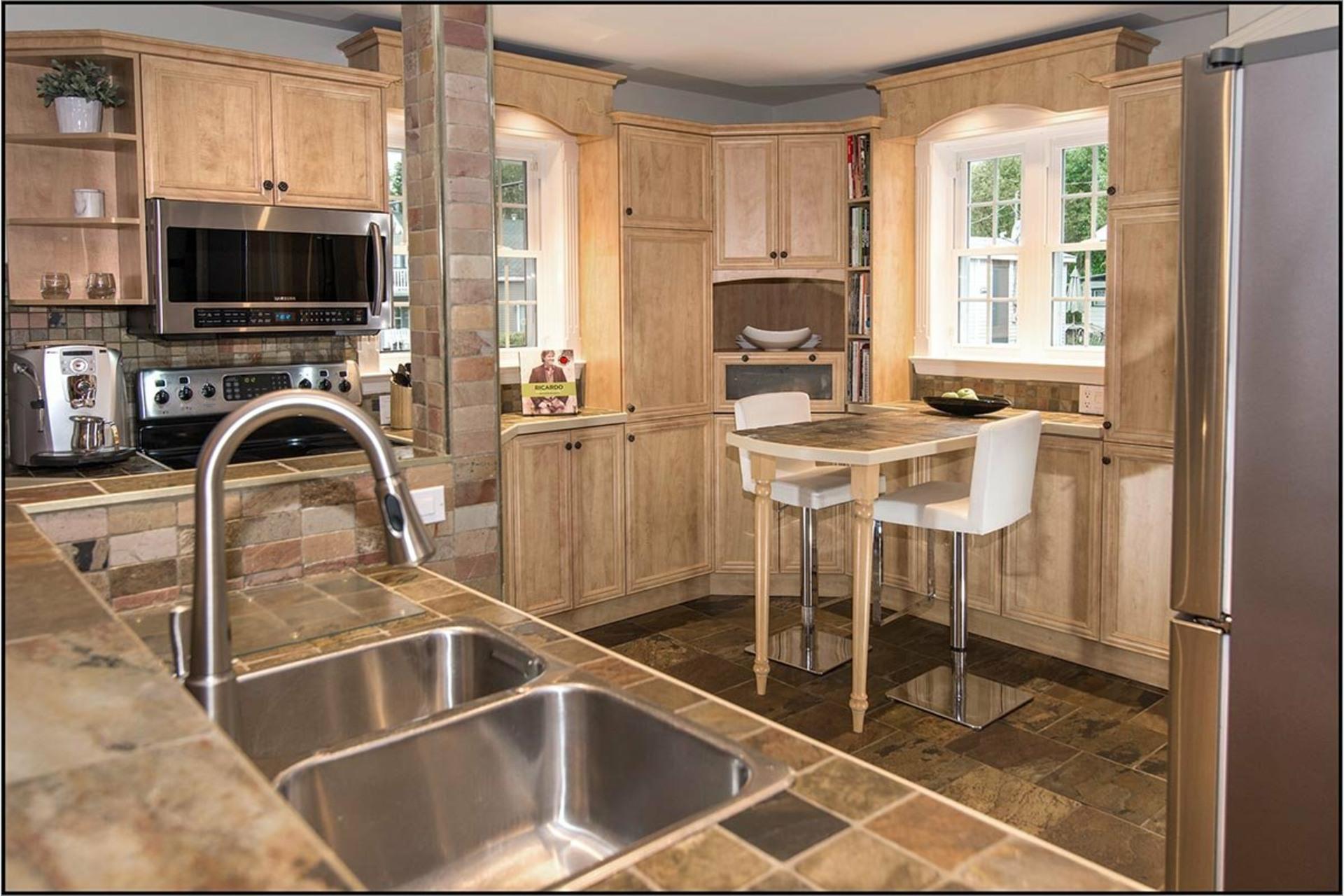 image 5 - House For sale Fossambault-sur-le-Lac - 15 rooms