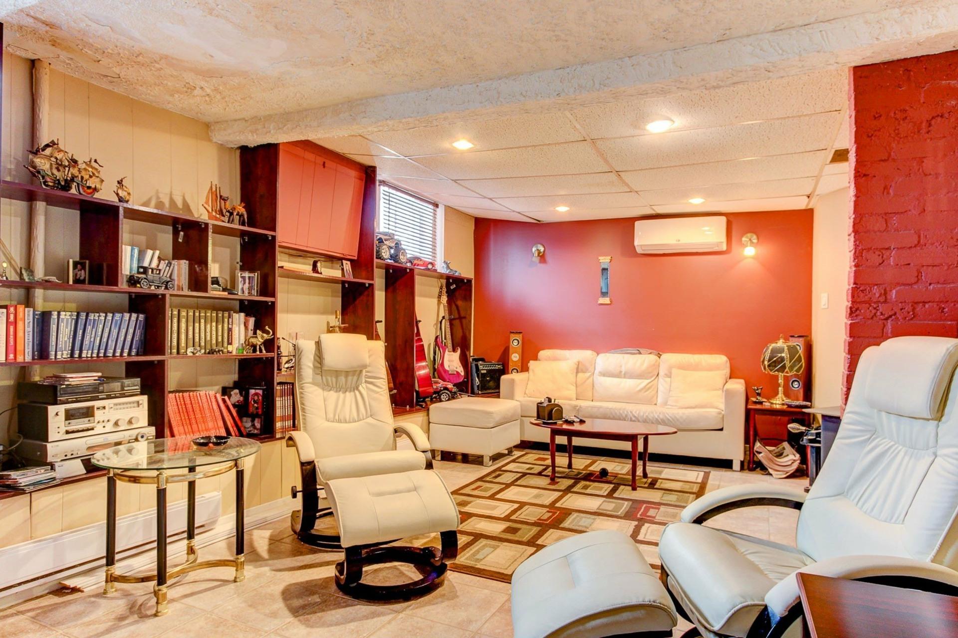 image 16 - Maison À vendre Sainte-Geneviève-de-Batiscan - 11 pièces