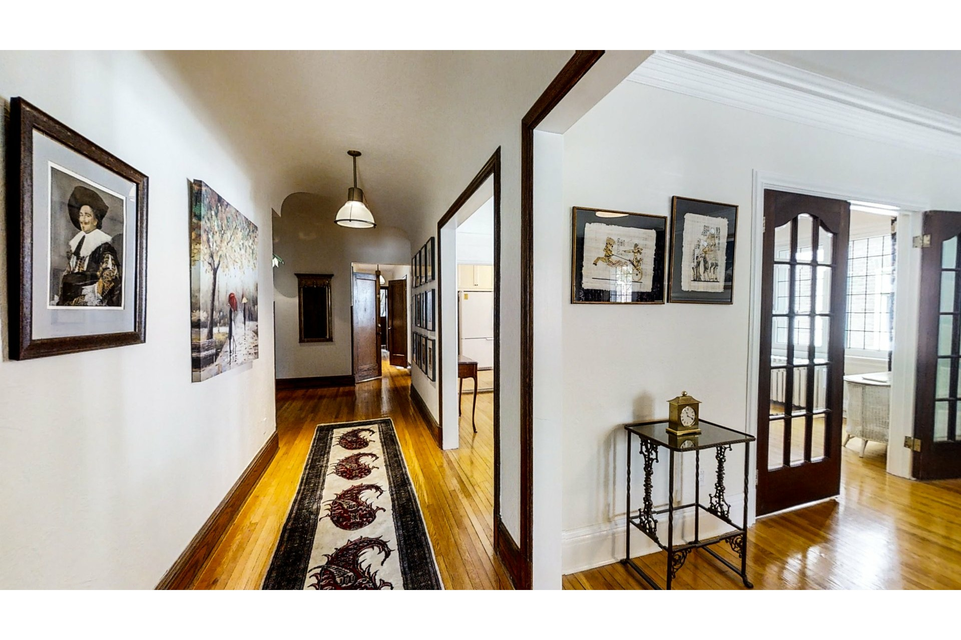 image 1 - Apartment For sale Côte-des-Neiges/Notre-Dame-de-Grâce Montréal  - 9 rooms