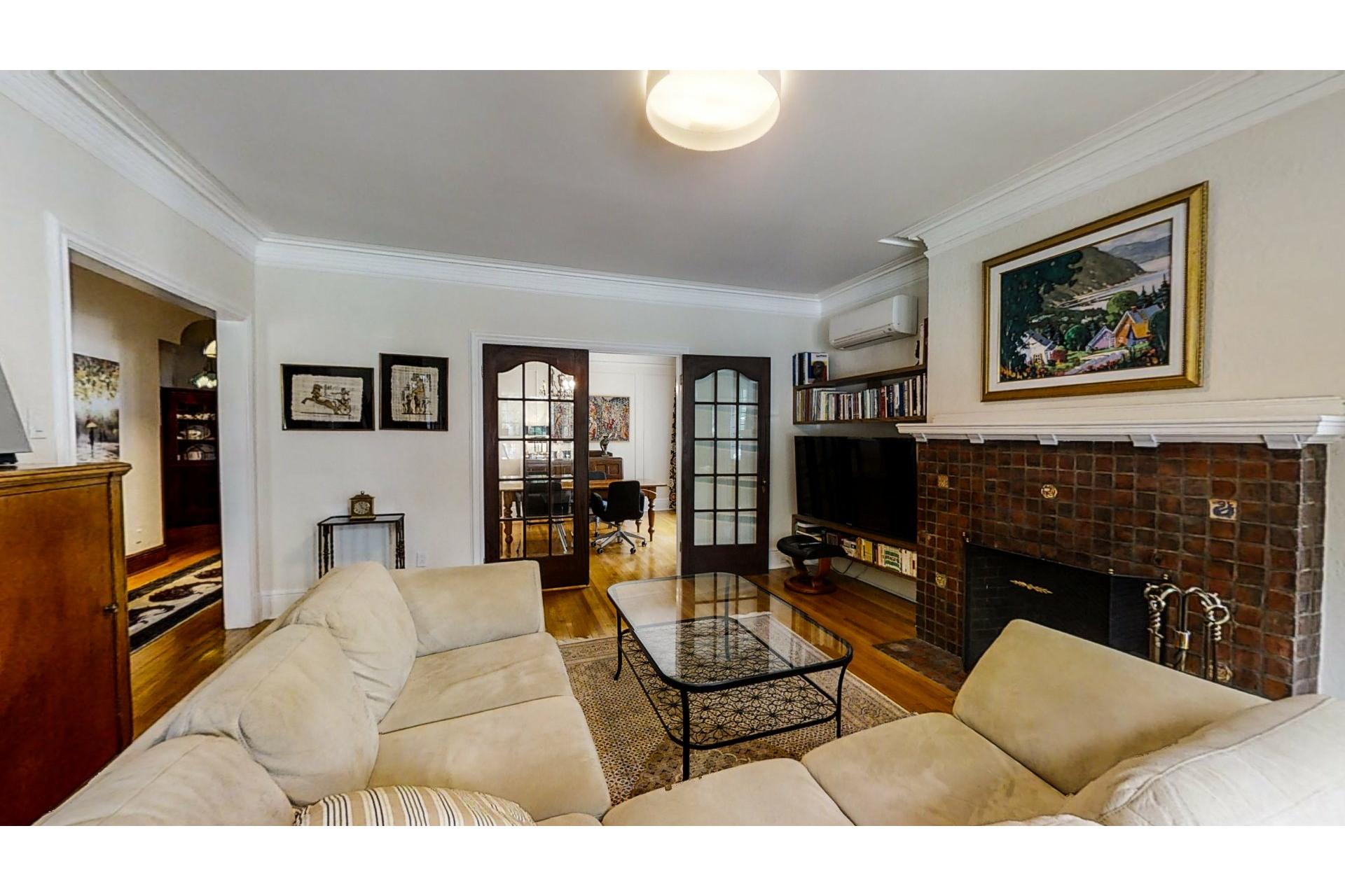 image 2 - Apartment For sale Côte-des-Neiges/Notre-Dame-de-Grâce Montréal  - 9 rooms