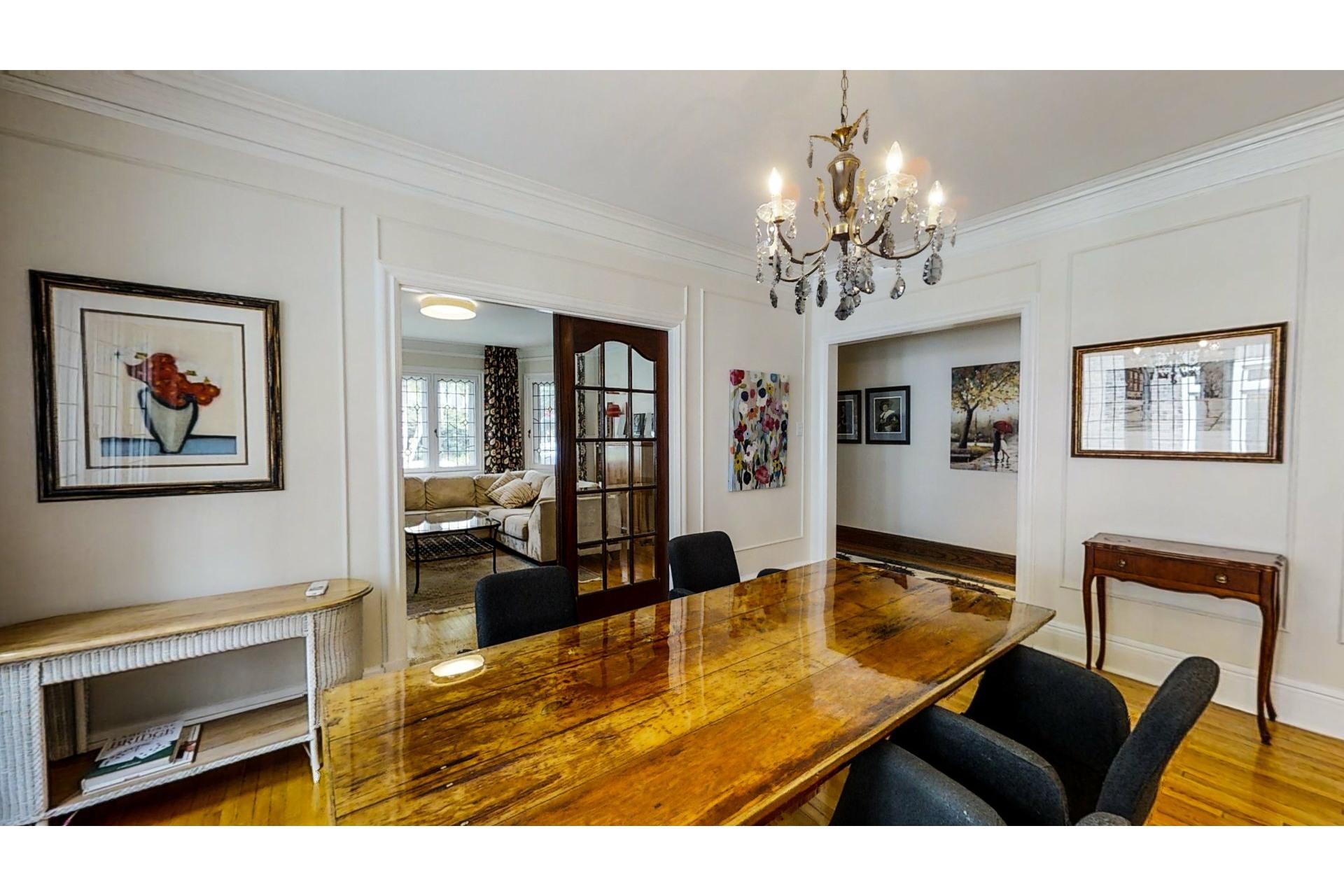 image 4 - Apartment For sale Côte-des-Neiges/Notre-Dame-de-Grâce Montréal  - 9 rooms