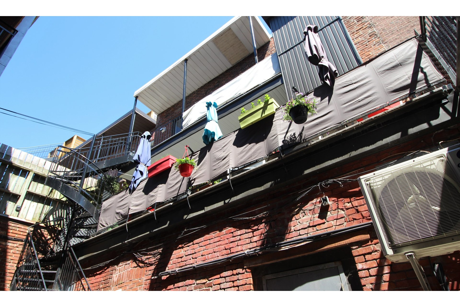 image 14 - Triplex À vendre Mercier/Hochelaga-Maisonneuve Montréal  - 7 pièces