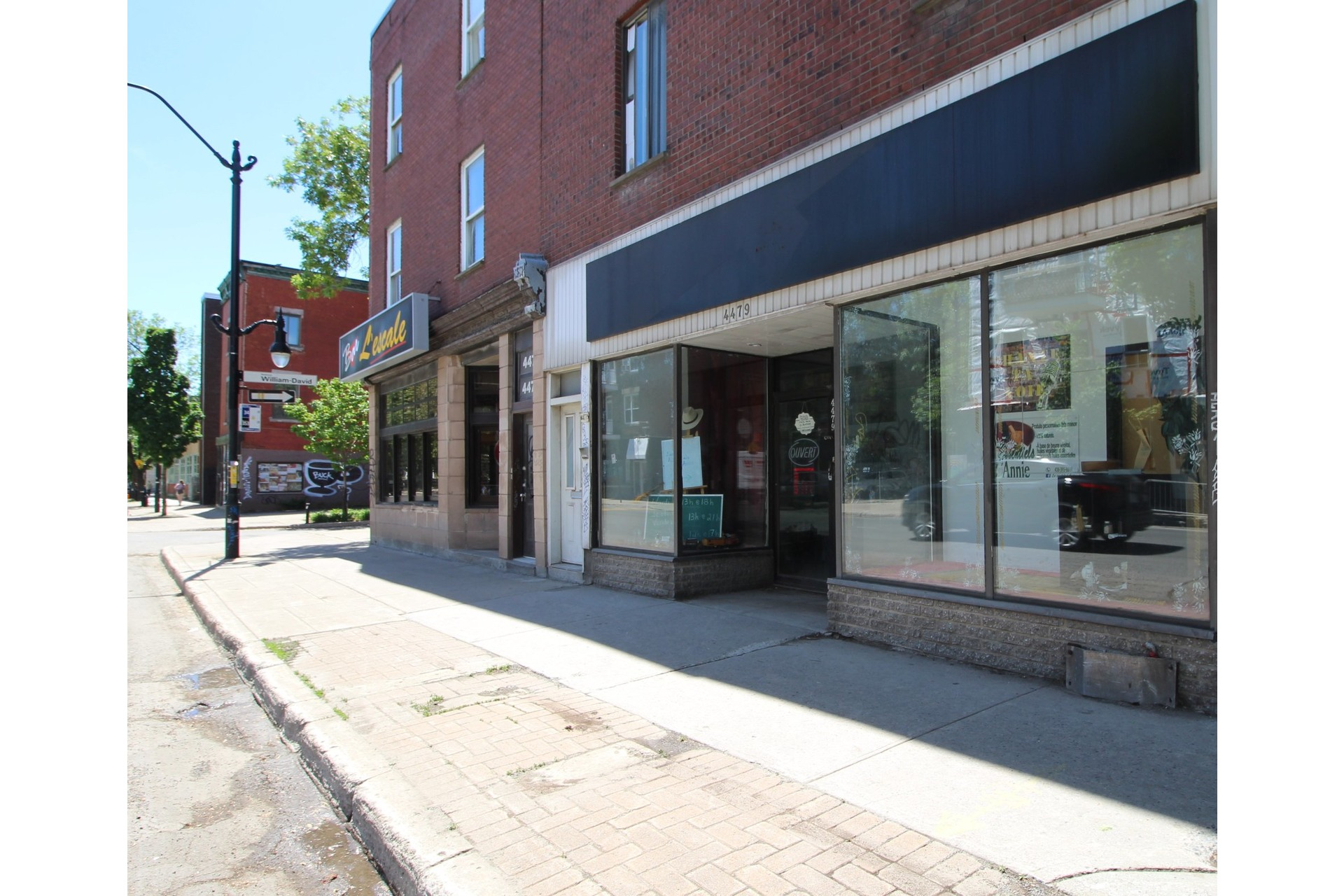 image 2 - Triplex À vendre Mercier/Hochelaga-Maisonneuve Montréal  - 7 pièces