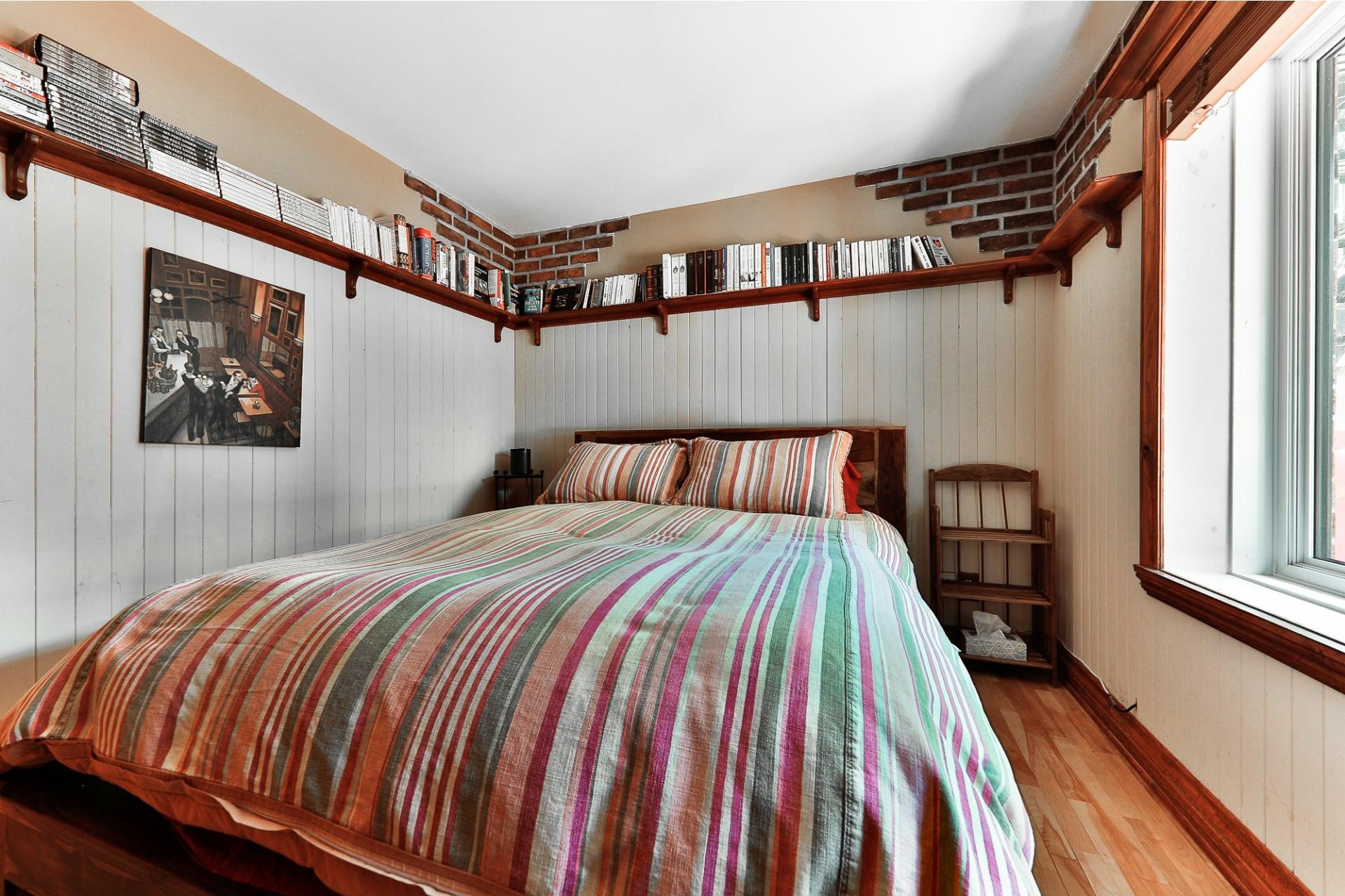 image 11 - Apartment For sale Villeray/Saint-Michel/Parc-Extension Montréal  - 6 rooms