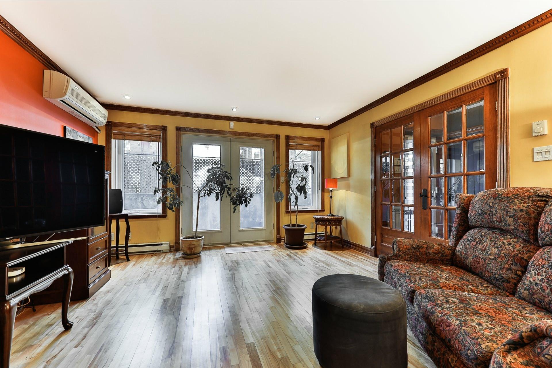 image 2 - Apartment For sale Villeray/Saint-Michel/Parc-Extension Montréal  - 6 rooms