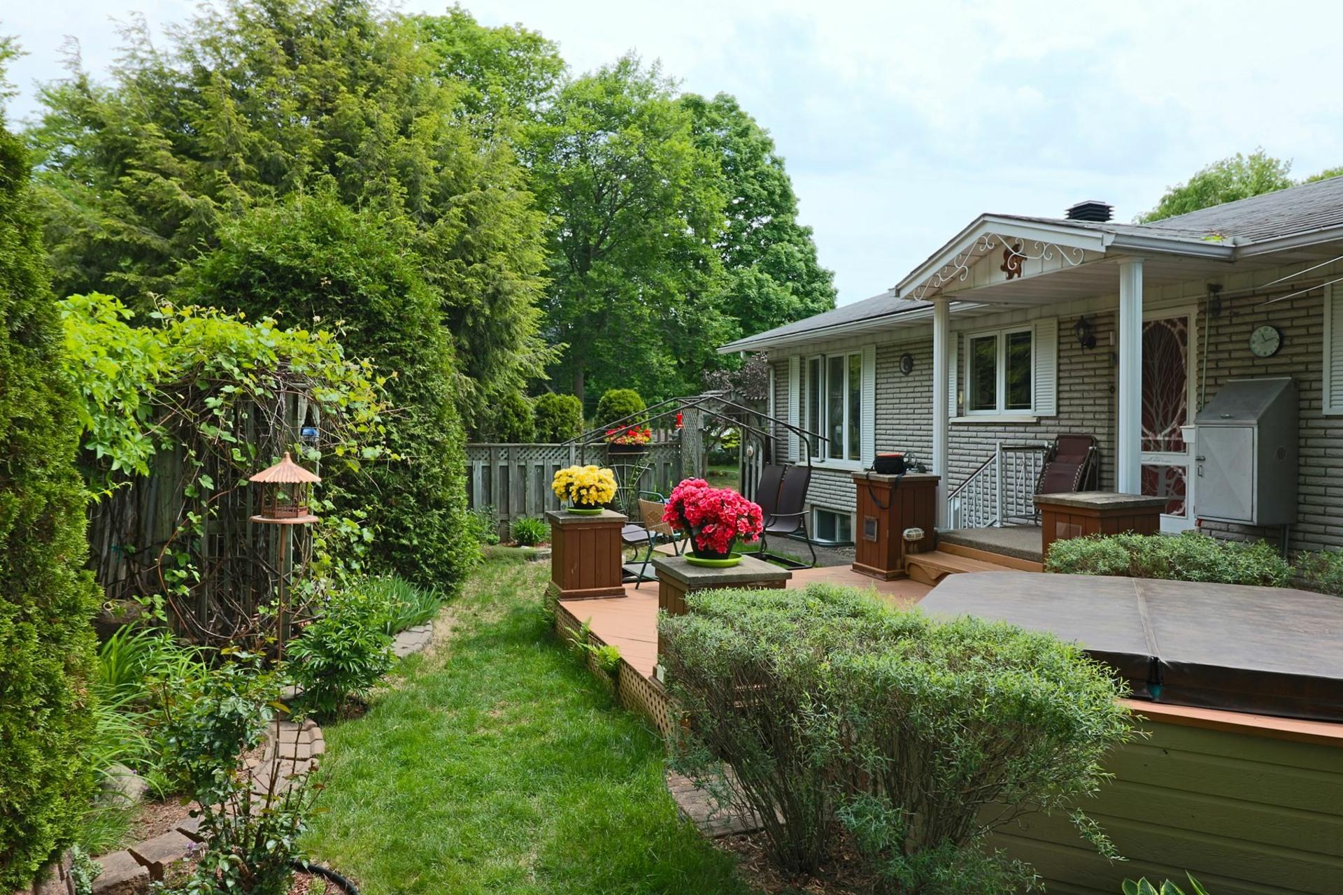 image 2 - Maison À vendre Trois-Rivières - 14 pièces