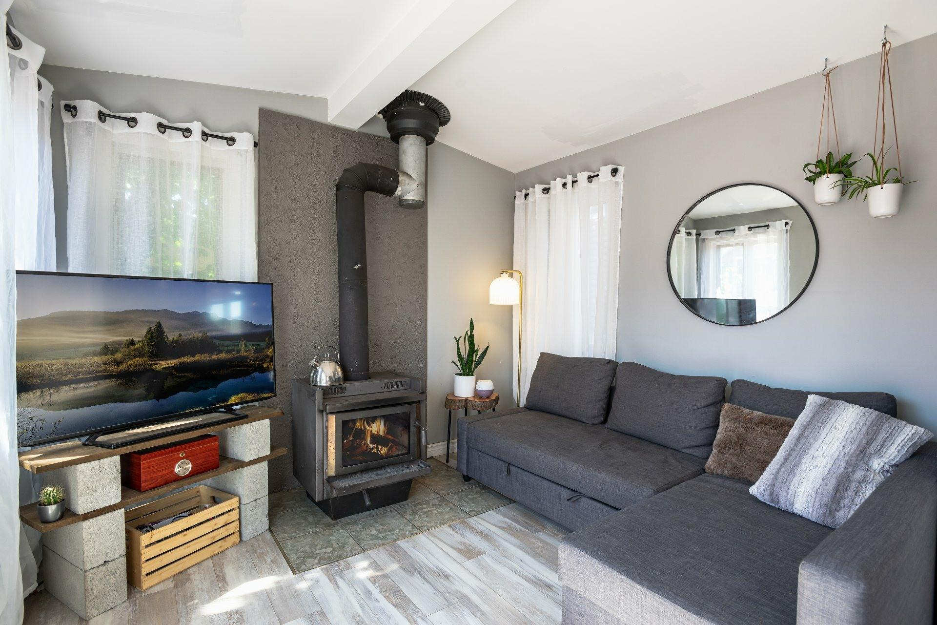 image 3 - House For sale Fossambault-sur-le-Lac - 4 rooms