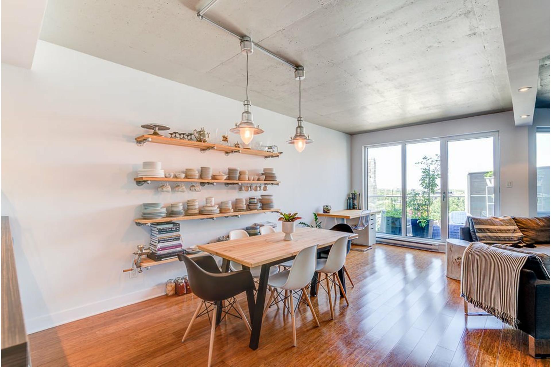 image 4 - Apartment For sale Villeray/Saint-Michel/Parc-Extension Montréal  - 4 rooms