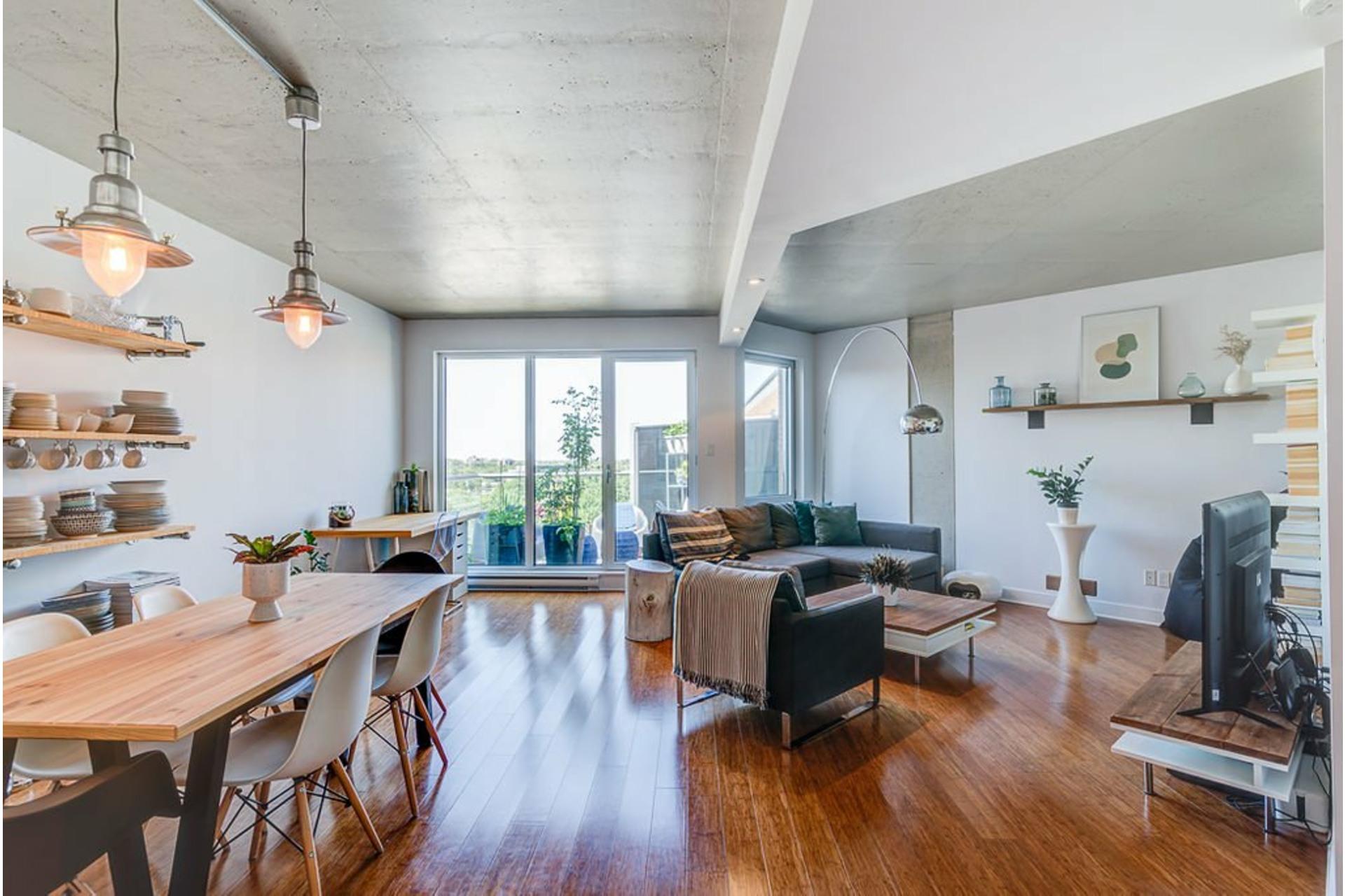 image 1 - Apartment For sale Villeray/Saint-Michel/Parc-Extension Montréal  - 4 rooms