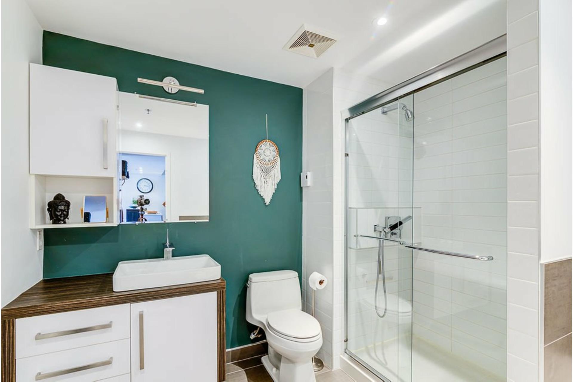 image 17 - Apartment For sale Villeray/Saint-Michel/Parc-Extension Montréal  - 4 rooms