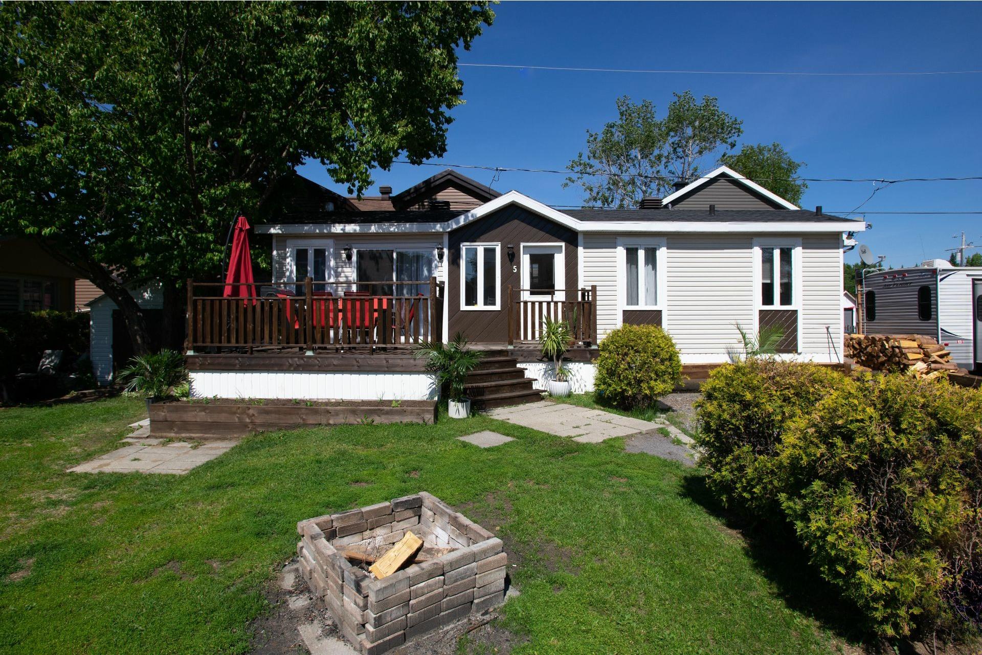 image 0 - House For sale Fossambault-sur-le-Lac - 4 rooms